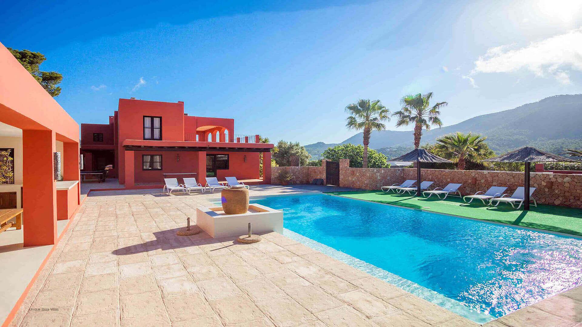 Casa Roja Ibiza 4 Cala Vadella