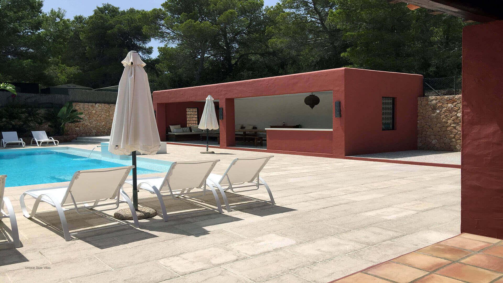 Casa Roja Ibiza 5 Cala Vadella