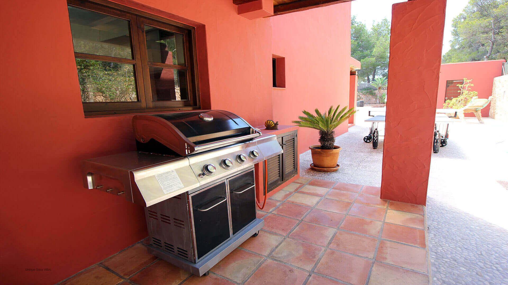 Casa Roja Ibiza 10 Cala Vadella