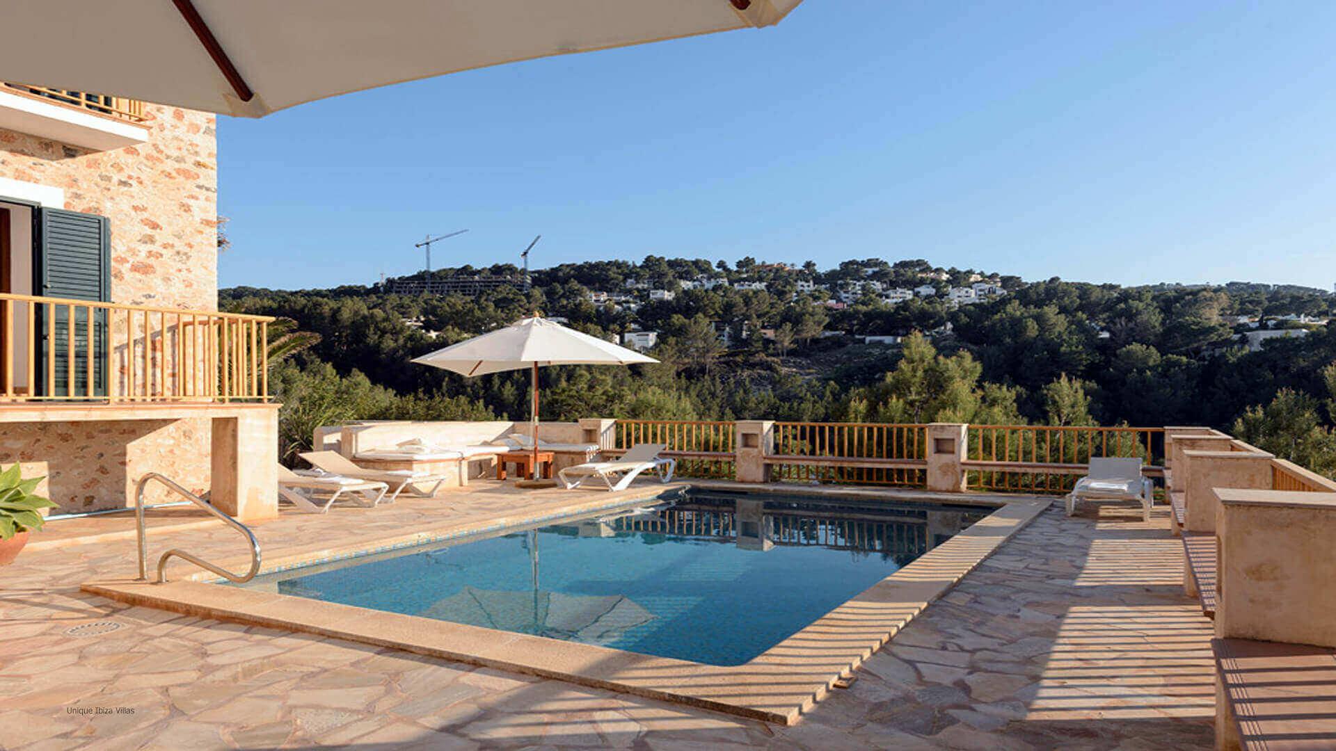 Sa Punta Villa Ibiza 9 Cala Vadella