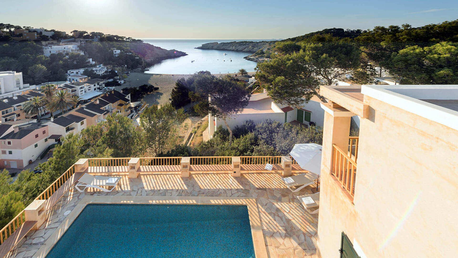 Sa Punta Villa Ibiza 12 Cala Vadella
