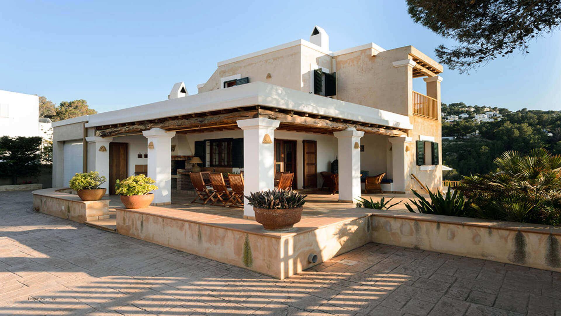 Sa Punta Villa Ibiza 14 Cala Vadella