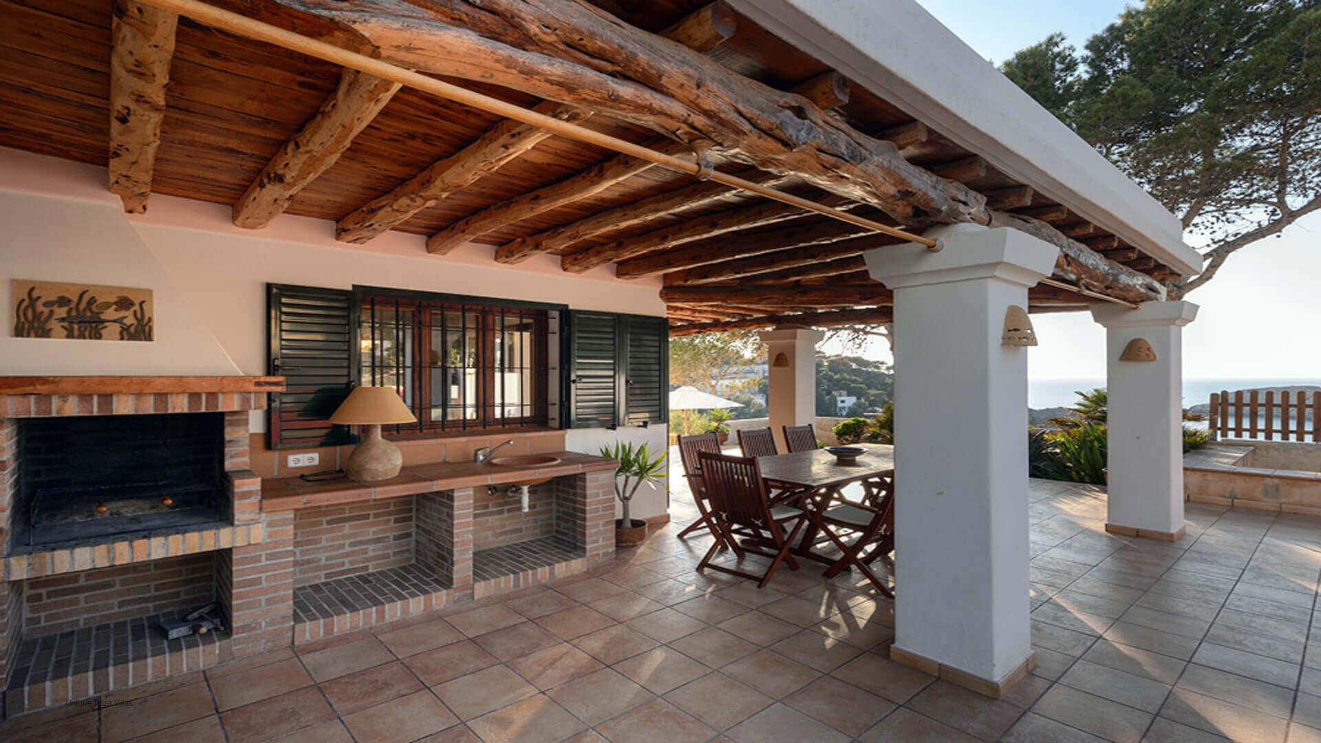 Sa Punta Villa Ibiza 17 Cala Vadella