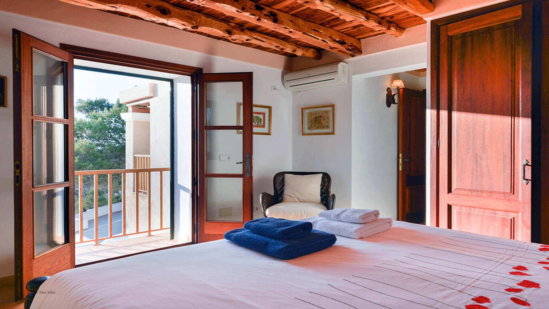 Sa Punta Villa Ibiza 24 Bedroom 1