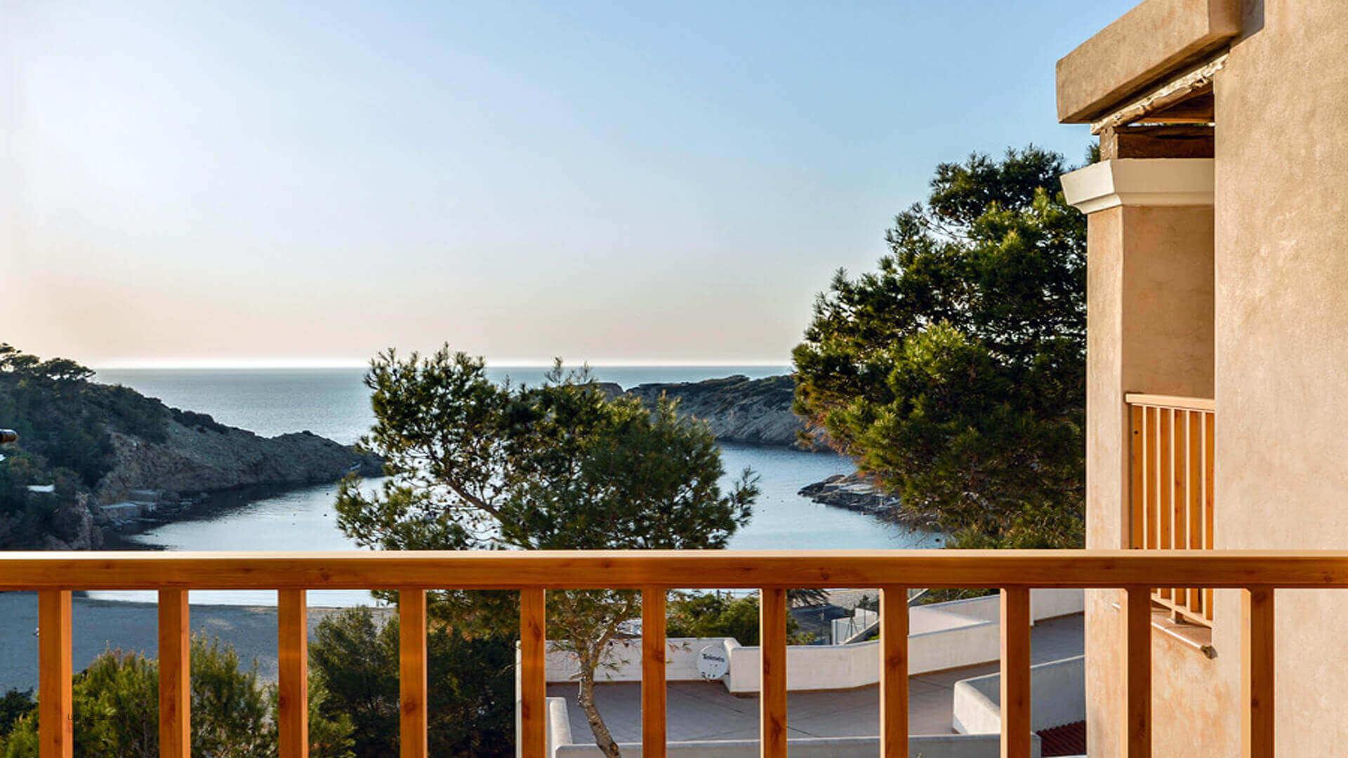 Sa Punta Villa Ibiza 26 Bedroom 1 Balcony
