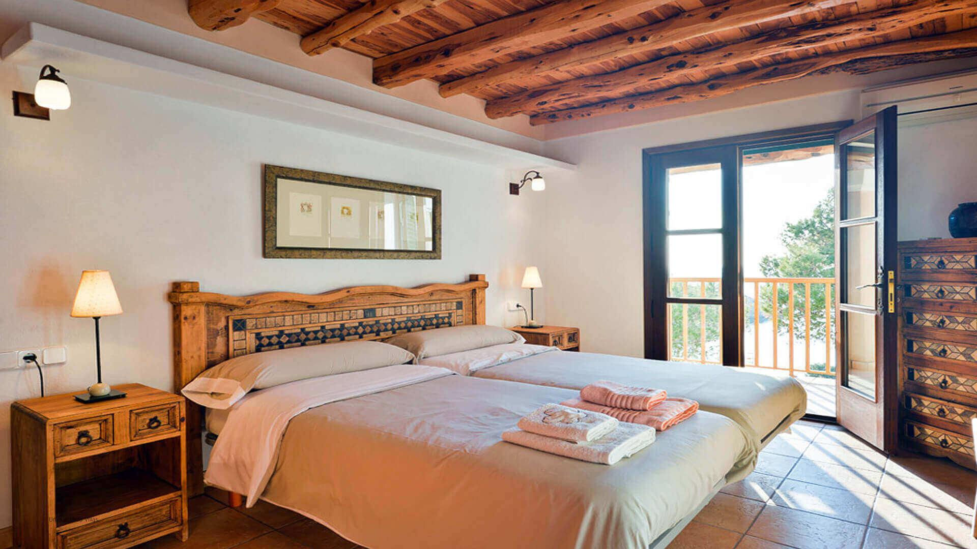 Sa Punta Villa Ibiza 30 Bedroom 3