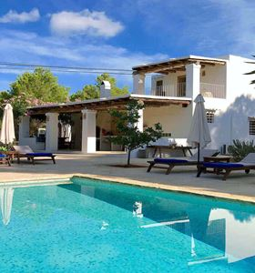 Villa Petunia Ibiza 1 Cala Vadella