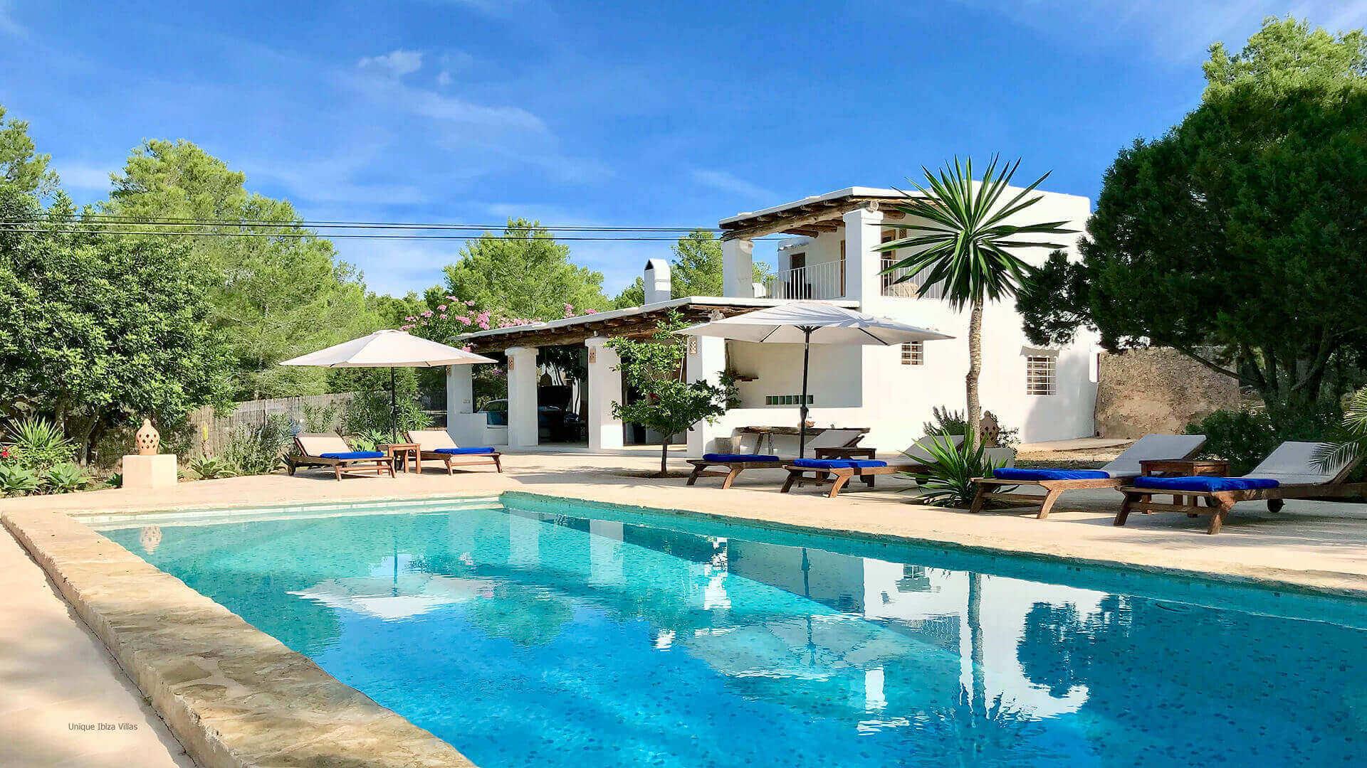 Villa Petunia Ibiza 2 Cala Vadella
