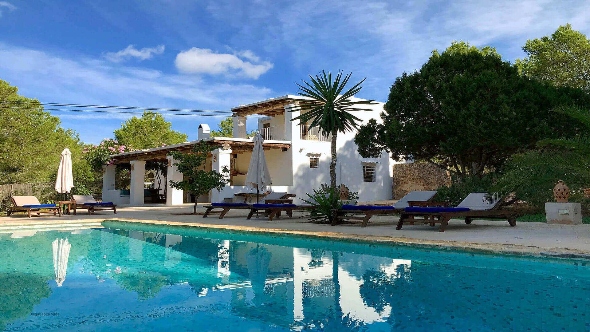 Villa Petunia Ibiza 3 Cala Vadella
