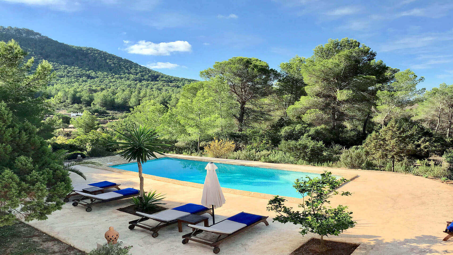 Villa Petunia Ibiza 5 Cala Vadella