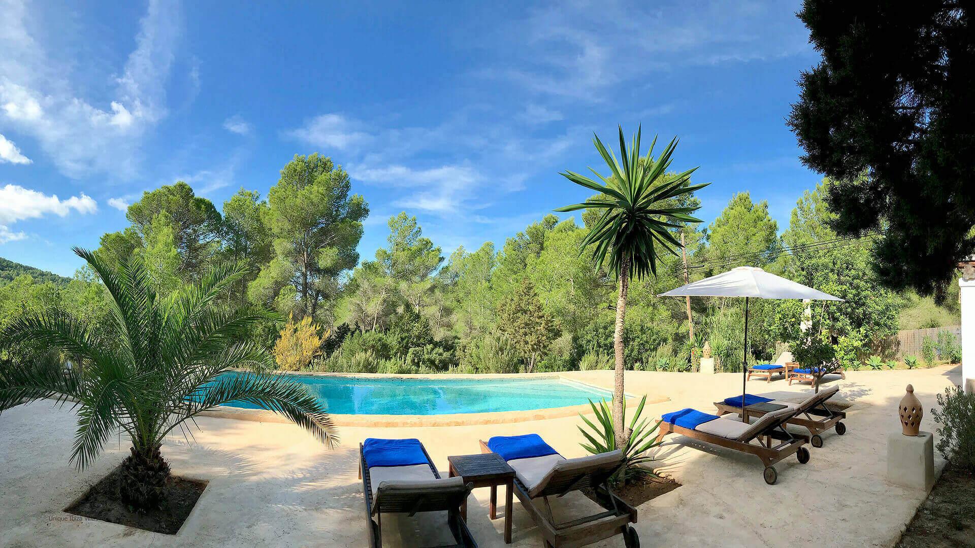 Villa Petunia Ibiza 6 Cala Vadella