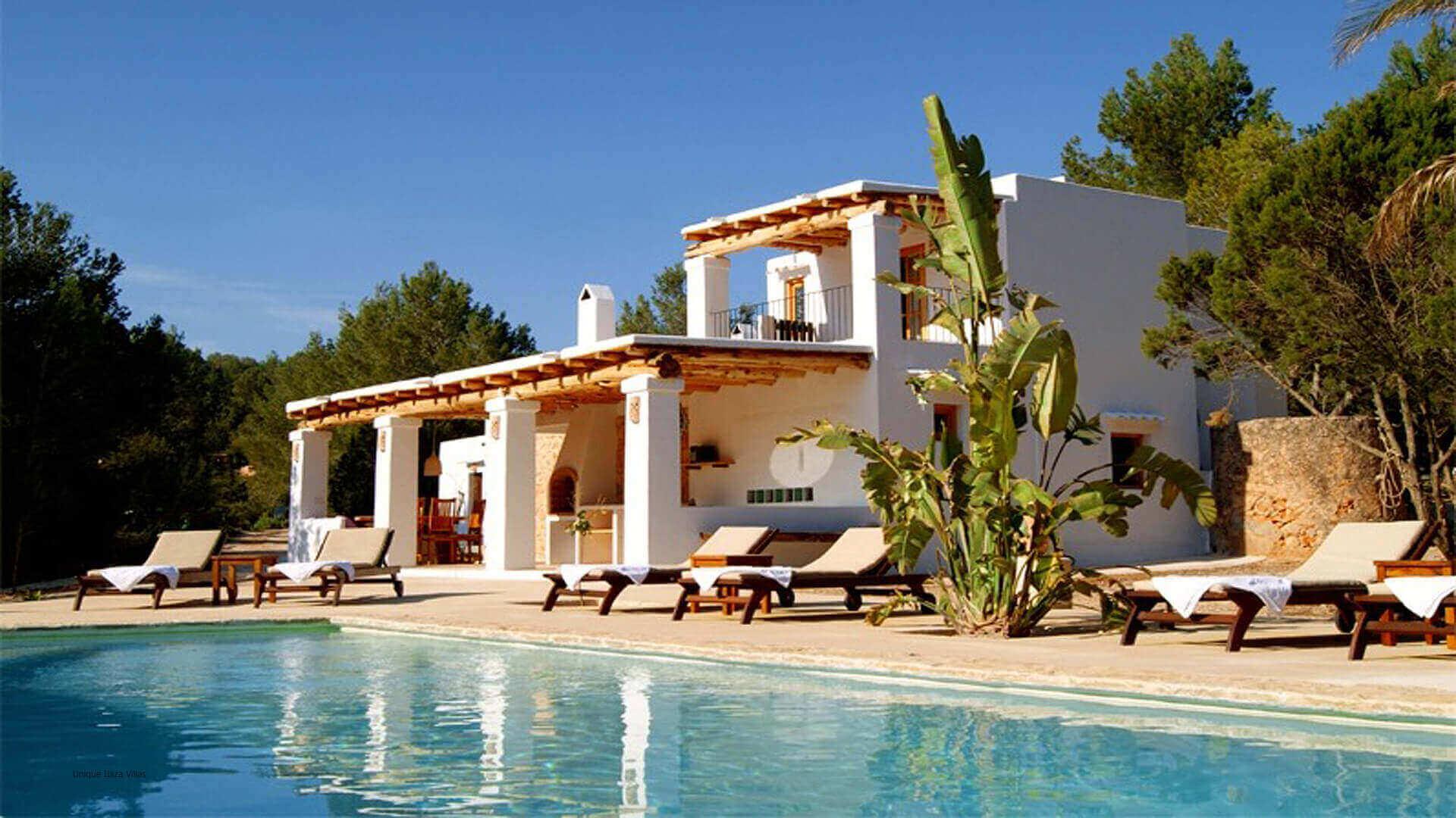 Villa Petunia Ibiza 10 Cala Vadella