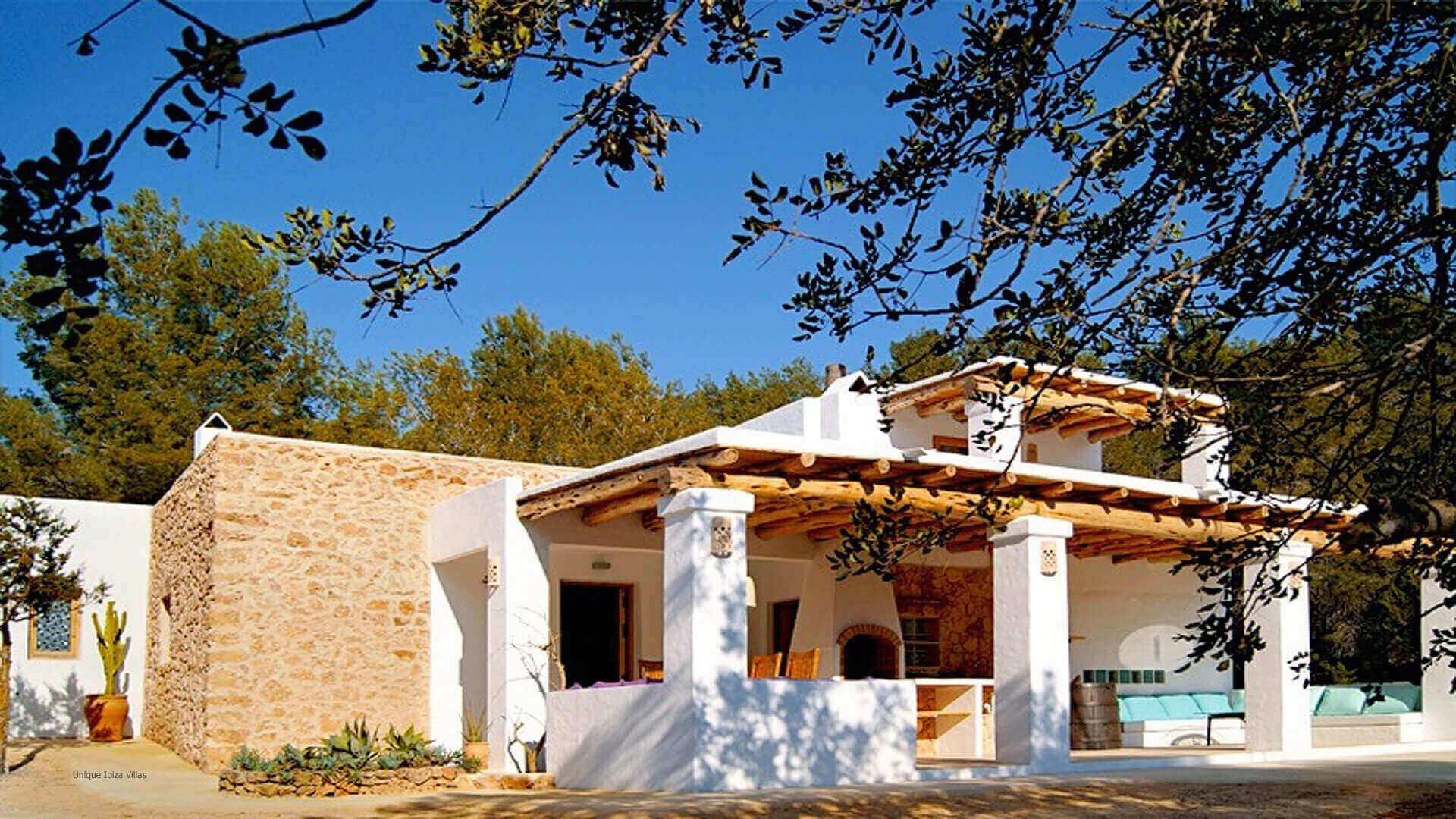 Villa Petunia Ibiza 11 Cala Vadella