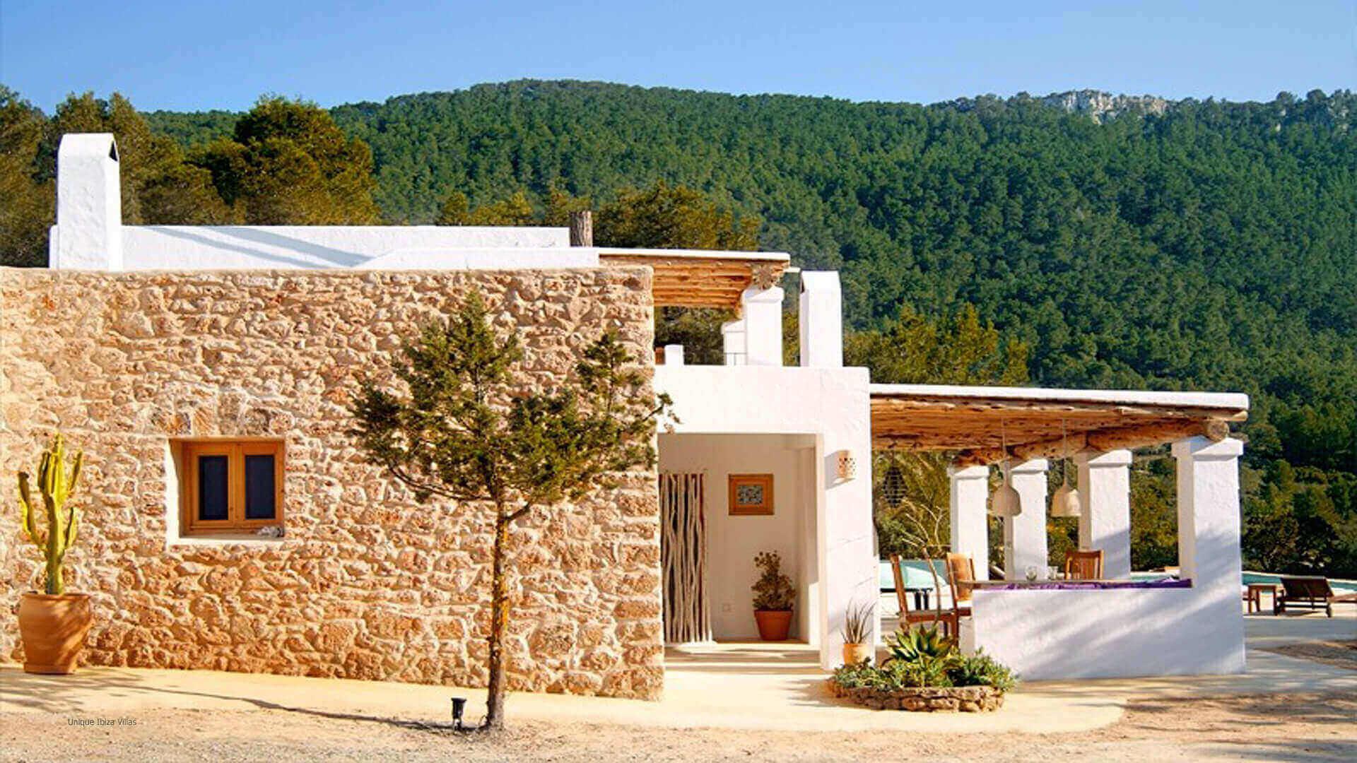 Villa Petunia Ibiza 13 Cala Vadella