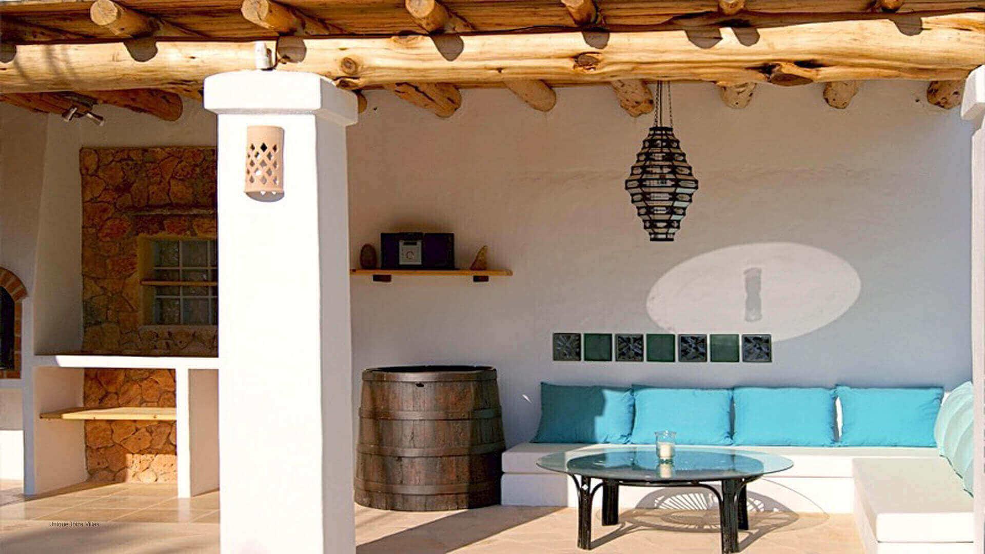 Villa Petunia Ibiza 15 Cala Vadella