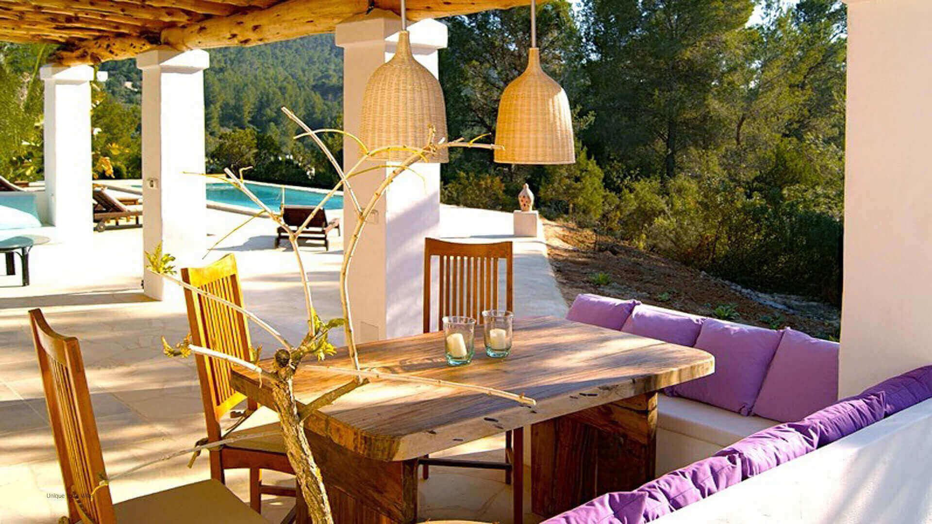 Villa Petunia Ibiza 16 Cala Vadella