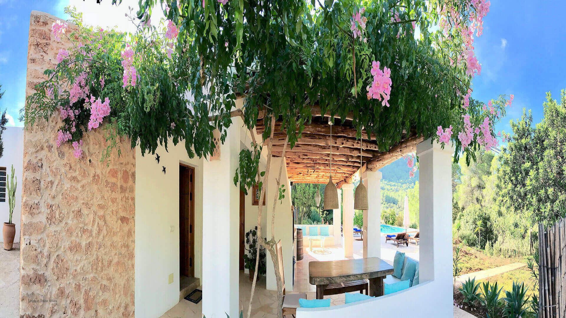 Villa Petunia Ibiza 19 Cala Vadella