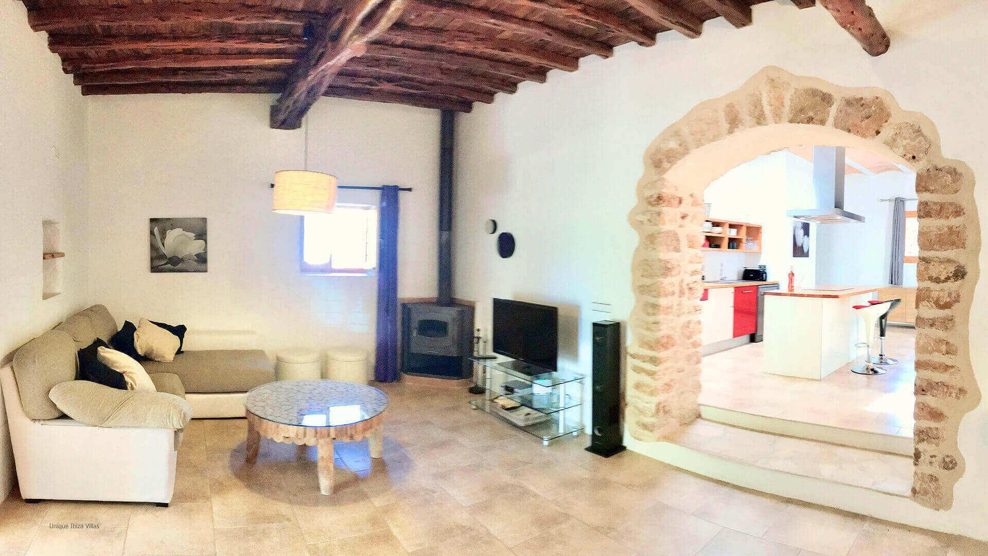 Villa Petunia Ibiza 20 Cala Vadella