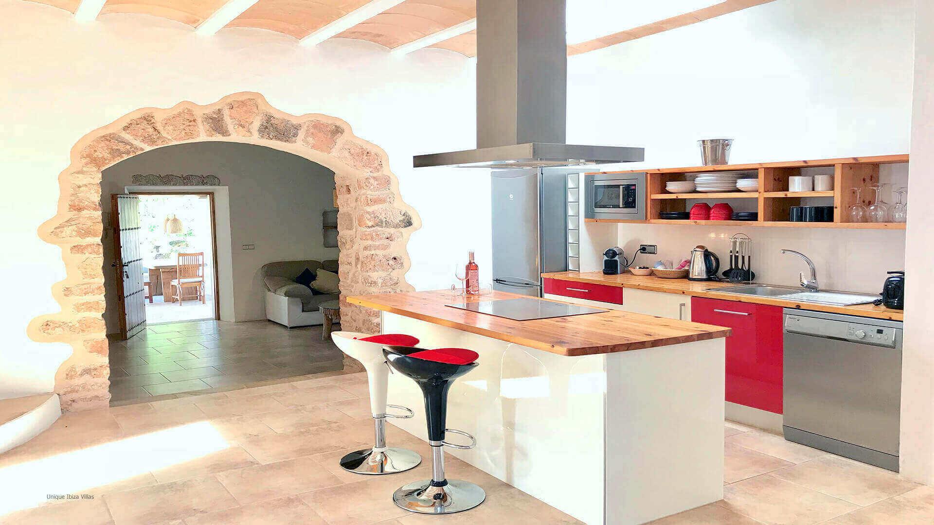 Villa Petunia Ibiza 21 Cala Vadella