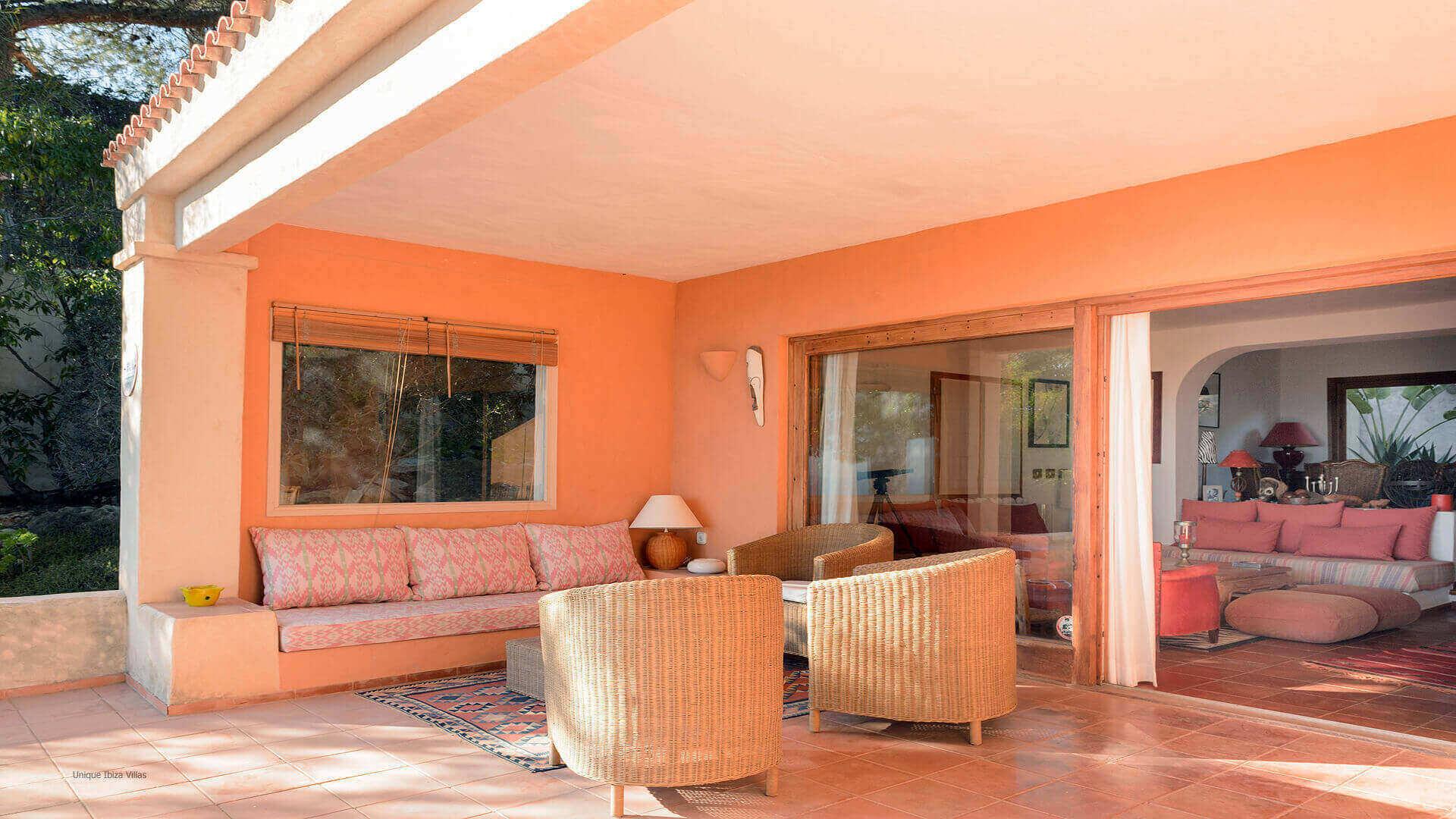 Casa Renata Ibiza 12 Es Cubells