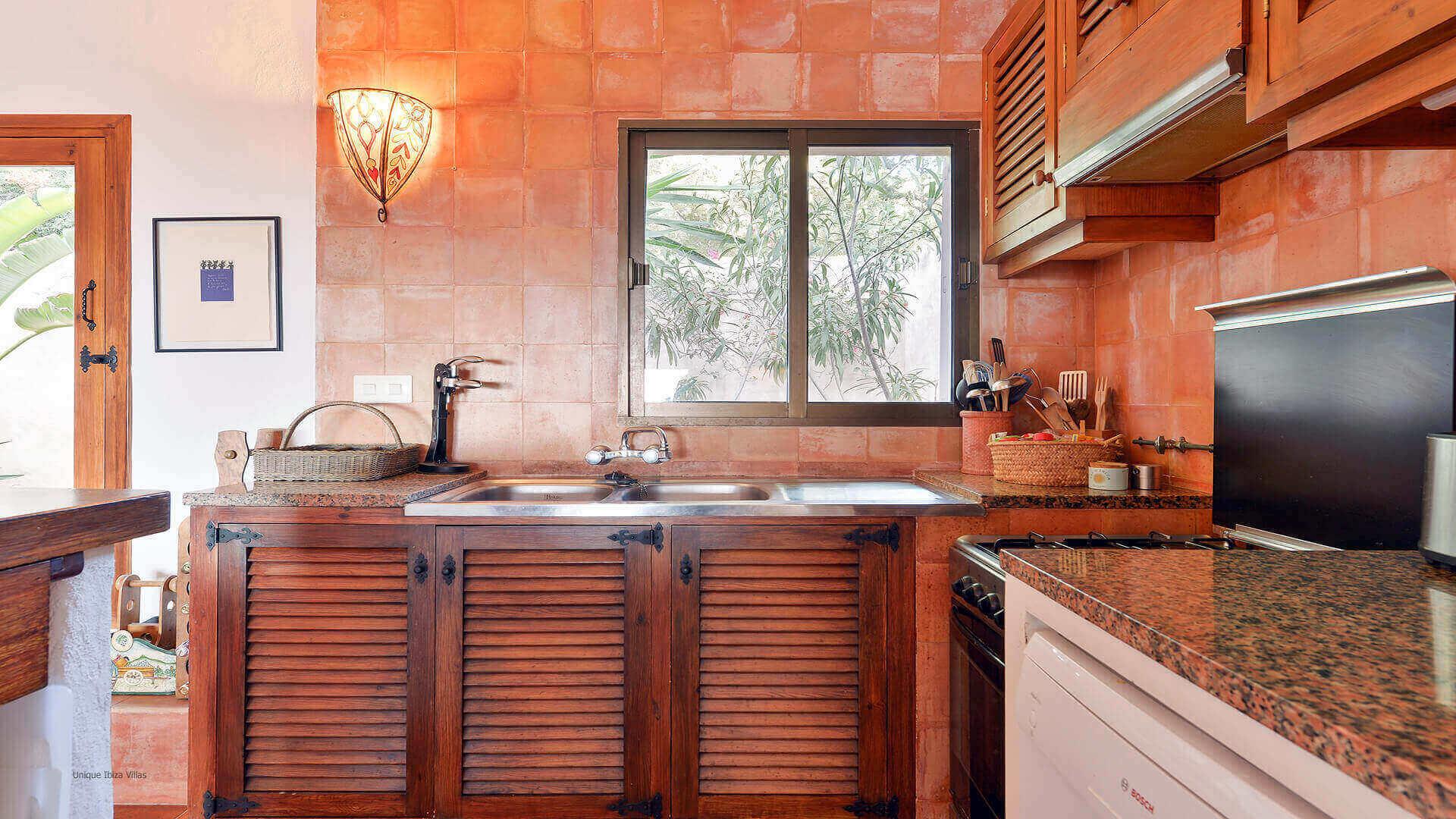 Casa Renata Ibiza 17 Es Cubells