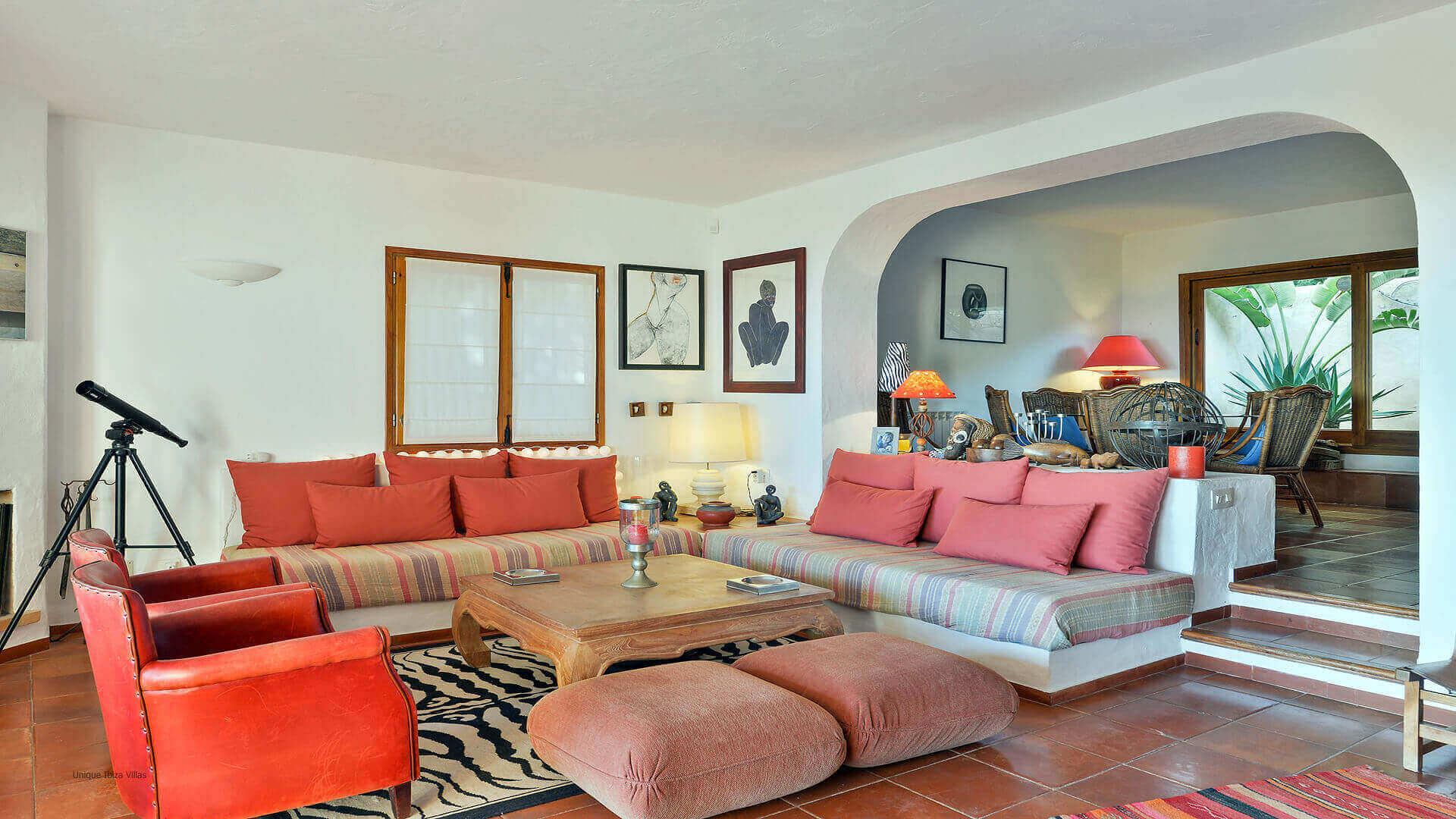 Casa Renata Ibiza 19 Es Cubells