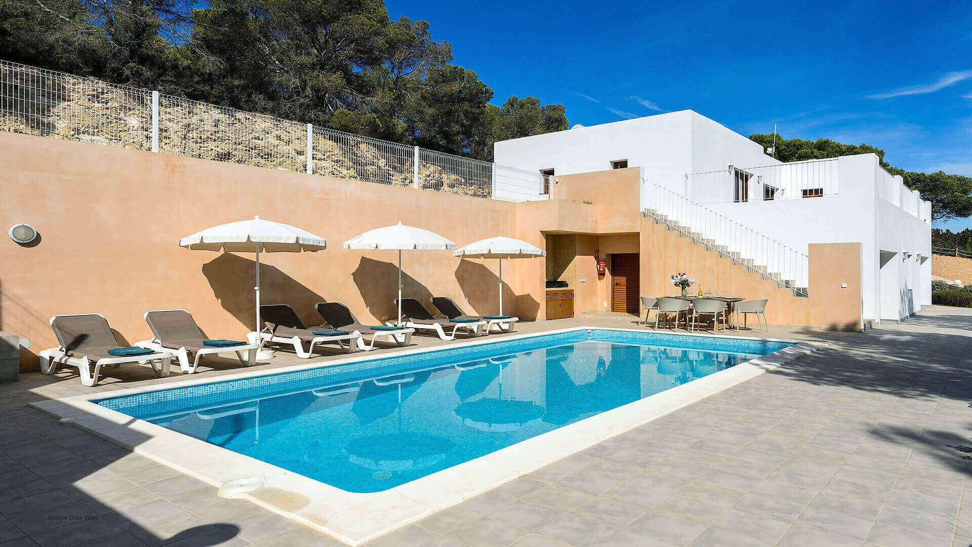 Villa Skyline Ibiza 2 Near Es Cubells