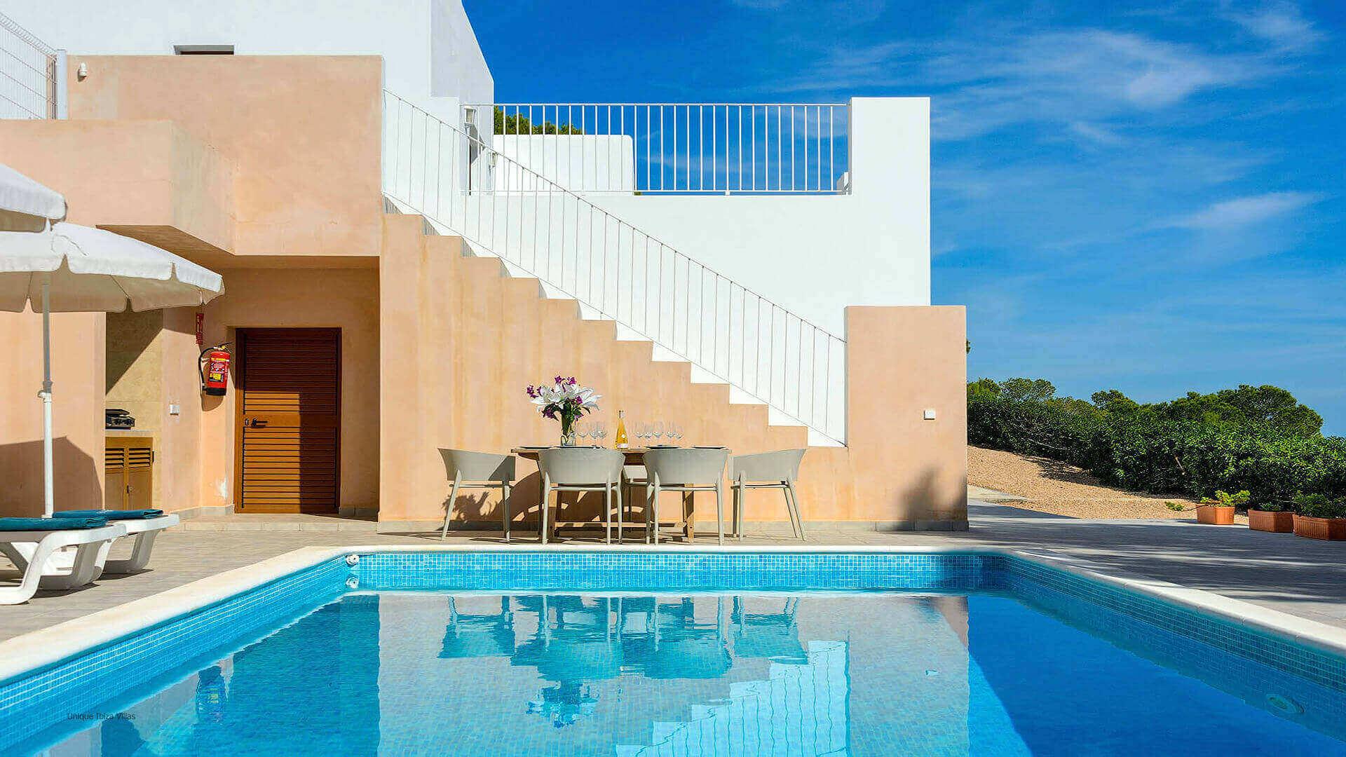 Villa Skyline Ibiza 6 Near Es Cubells