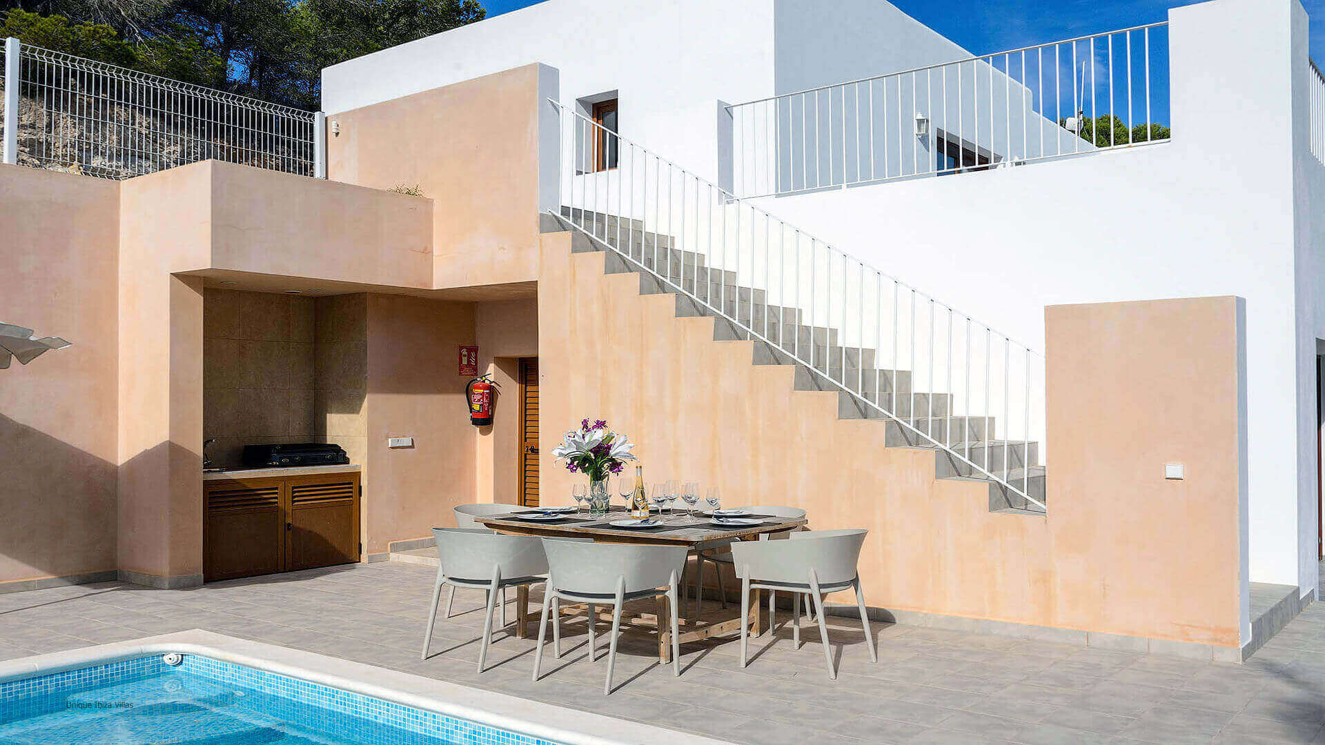 Villa Skyline Ibiza 8 Near Es Cubells