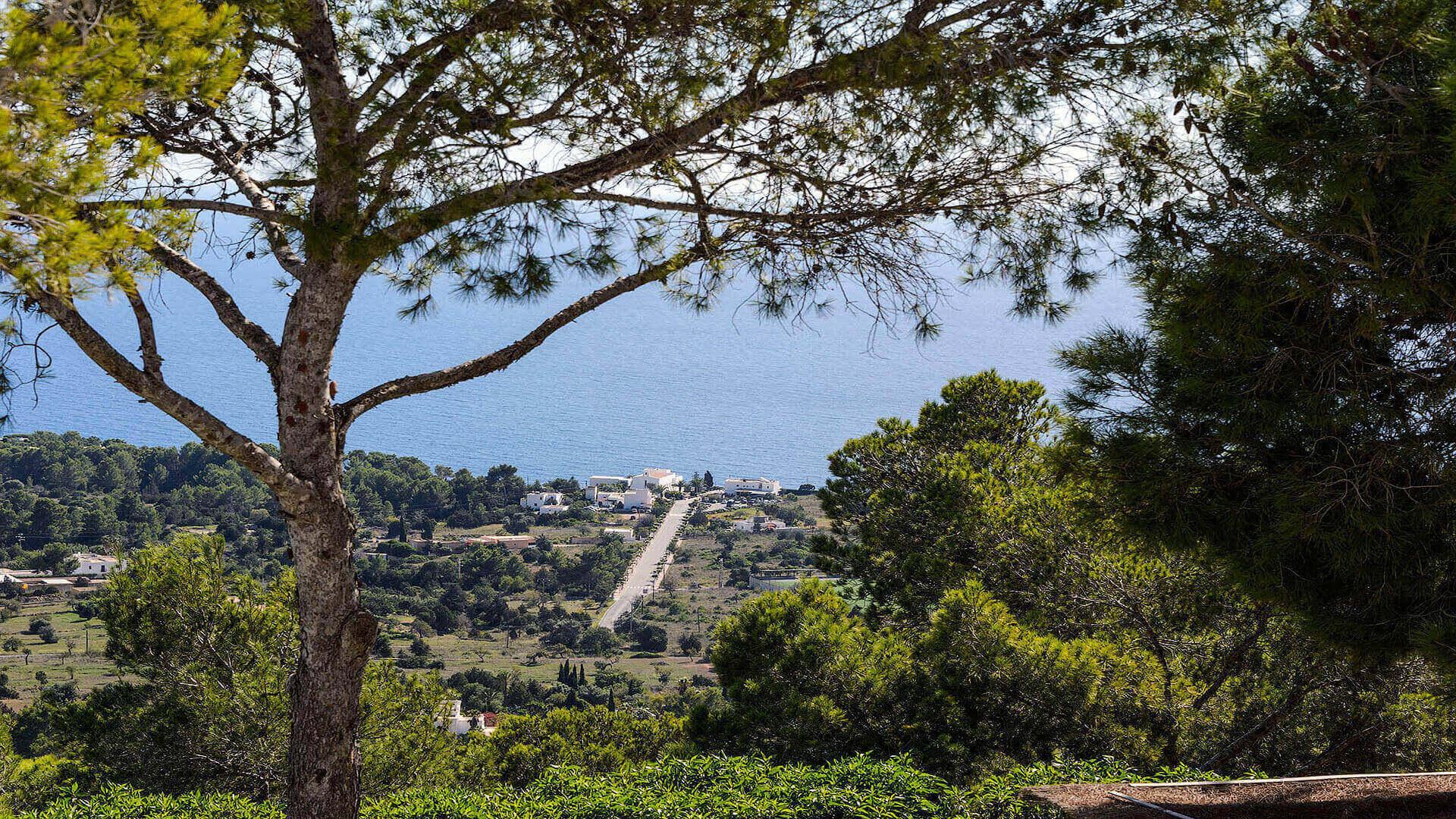 Villa Skyline Ibiza 10 Near Es Cubells