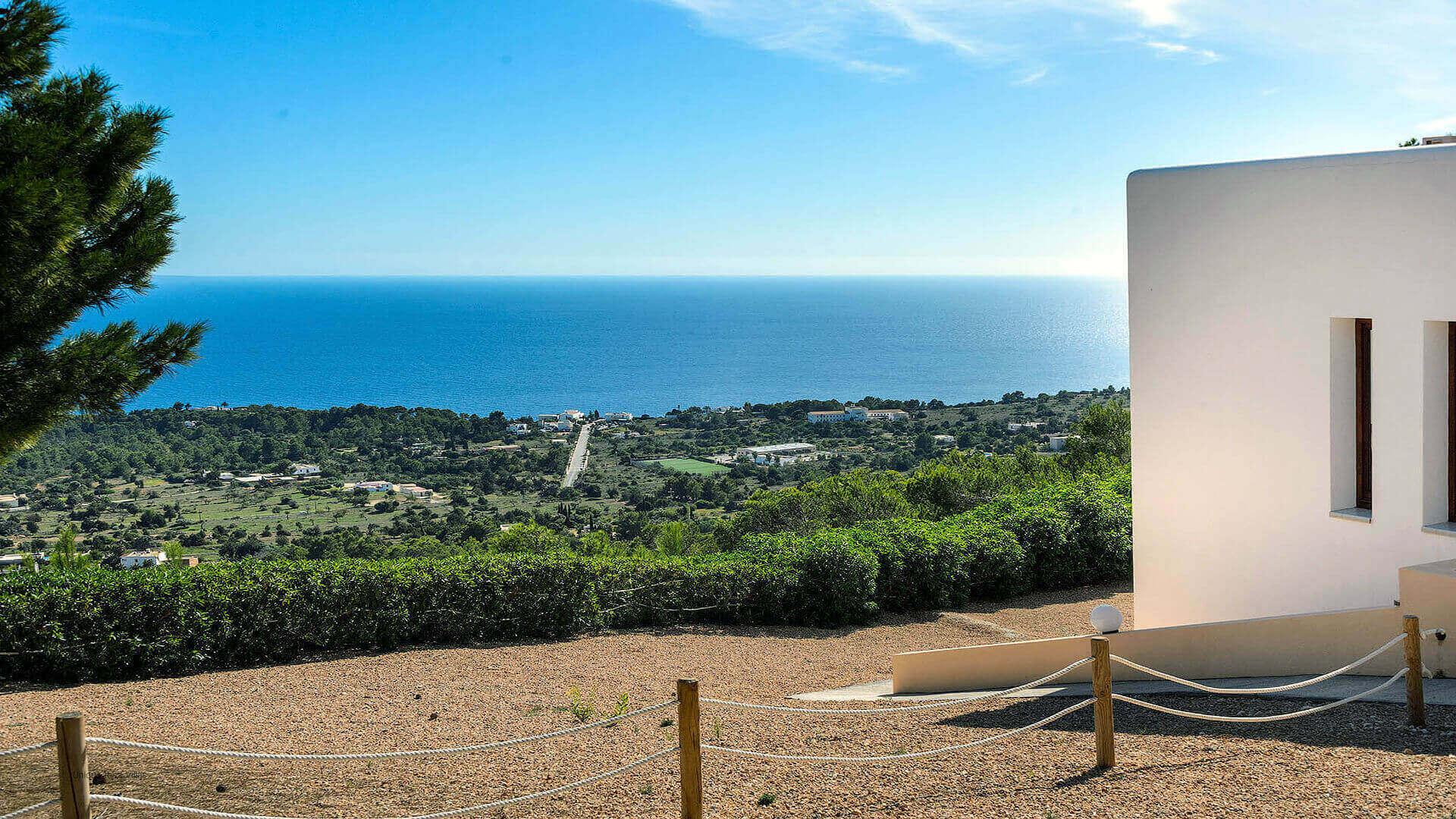 Villa Skyline Ibiza 11 Near Es Cubells