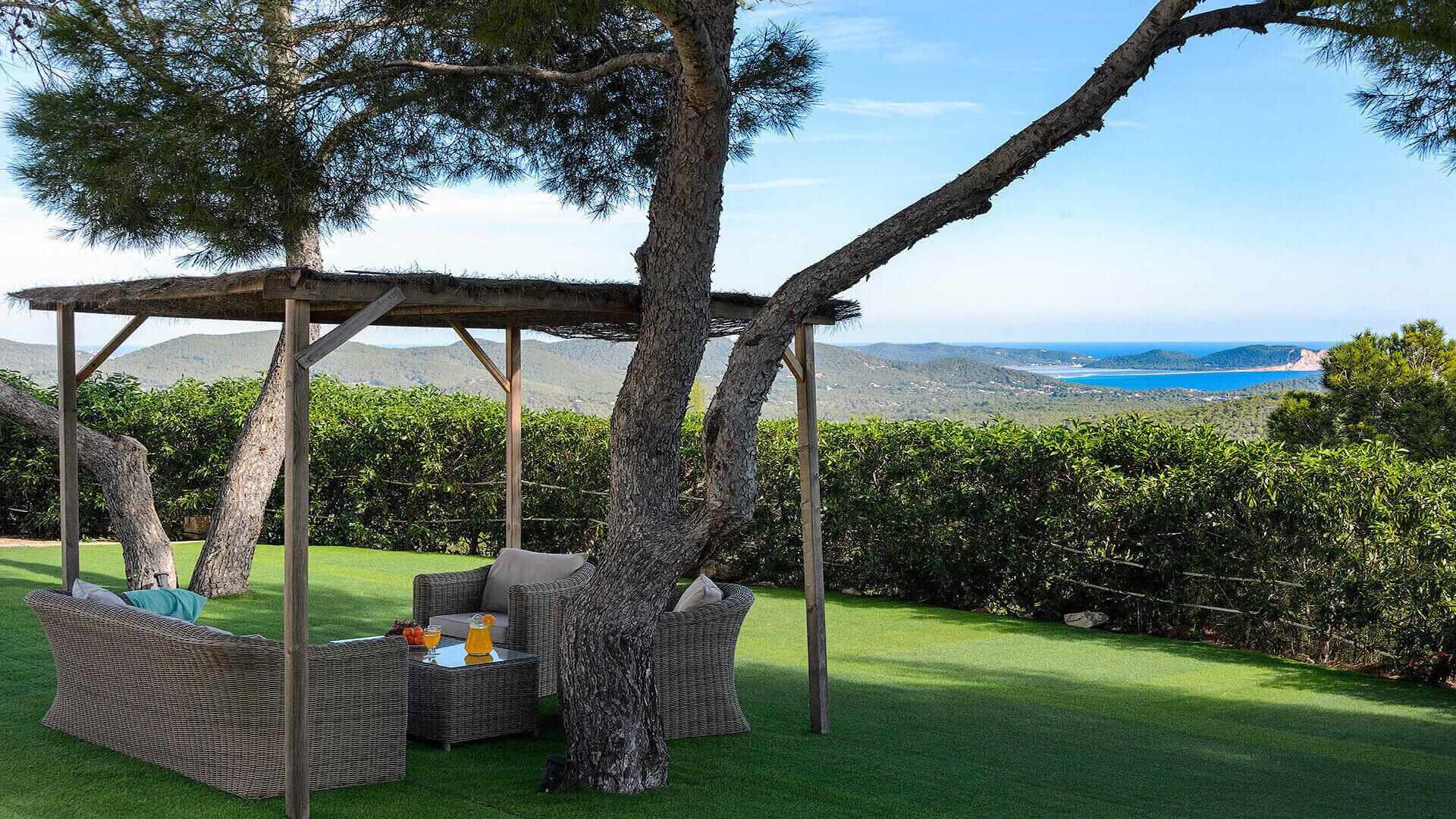Villa Skyline Ibiza 13 Near Es Cubells