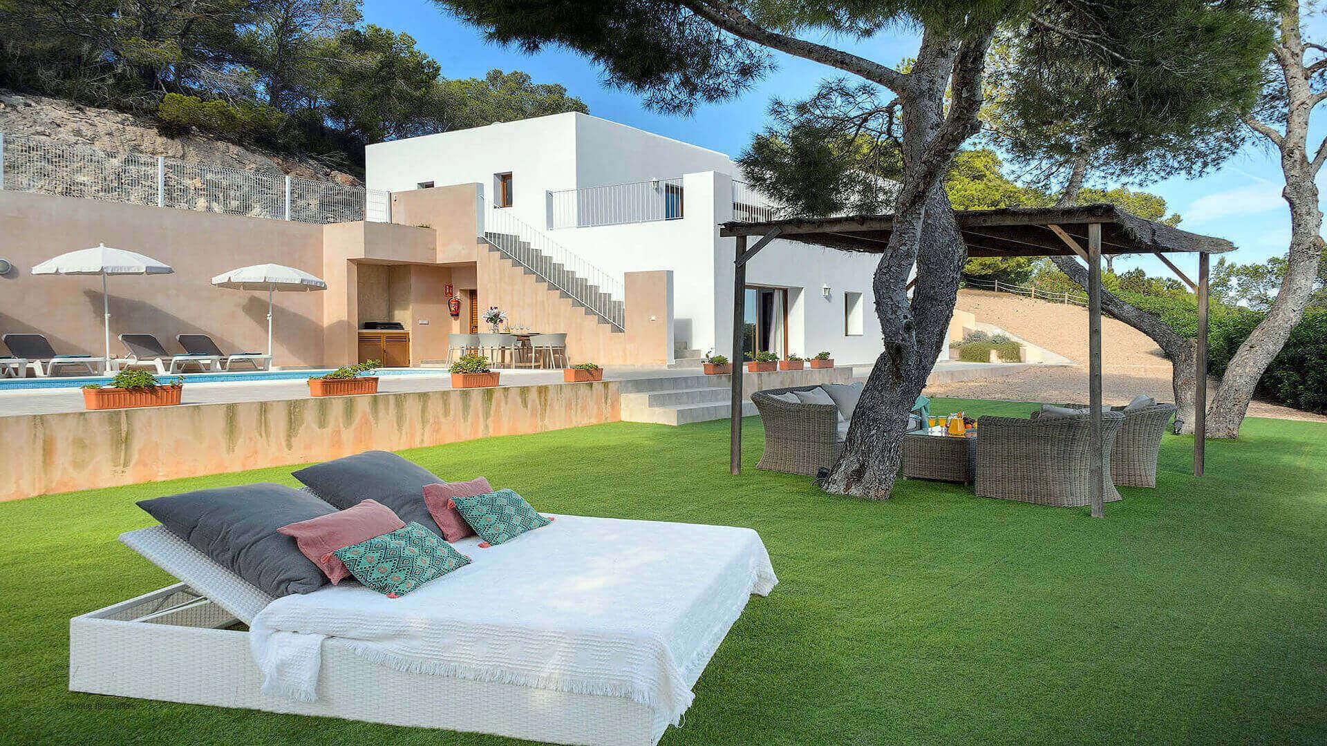 Villa Skyline Ibiza 14 Near Es Cubells