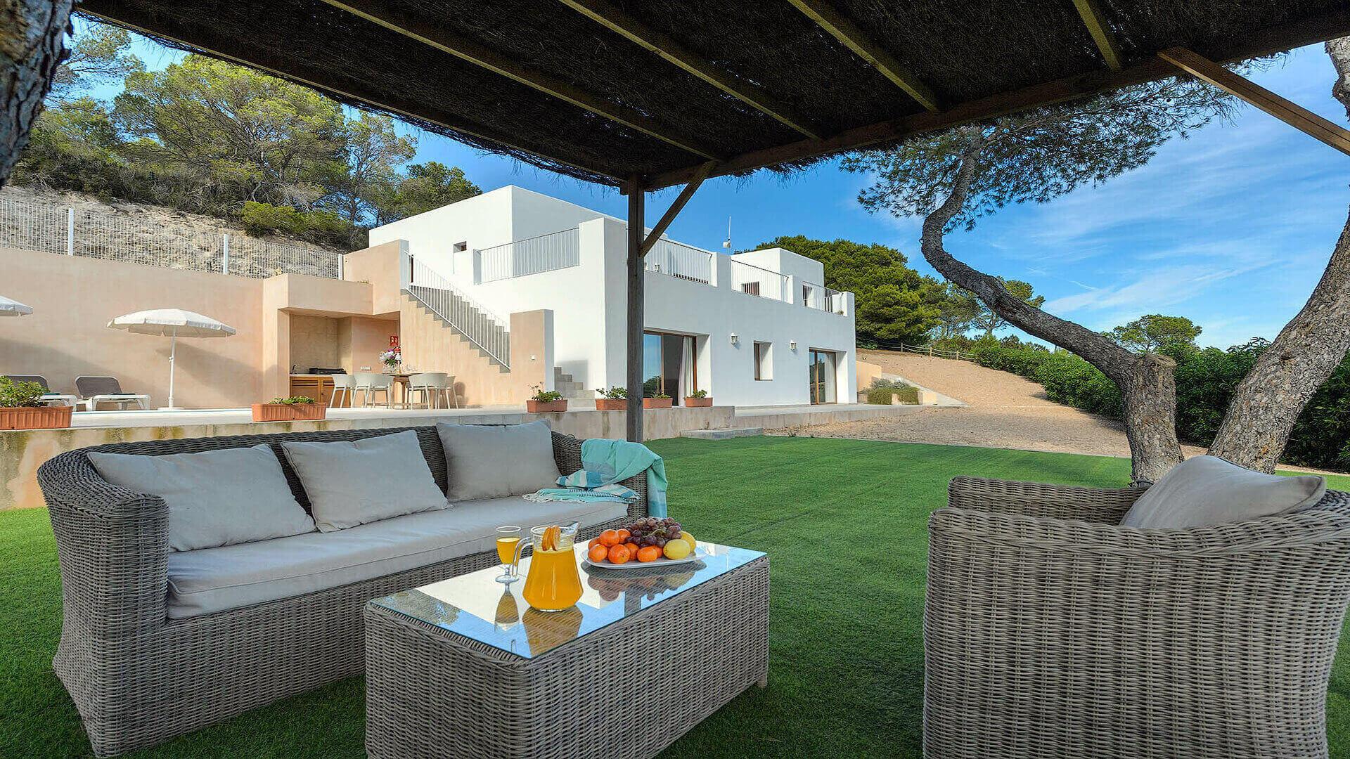 Villa Skyline Ibiza 15 Near Es Cubells