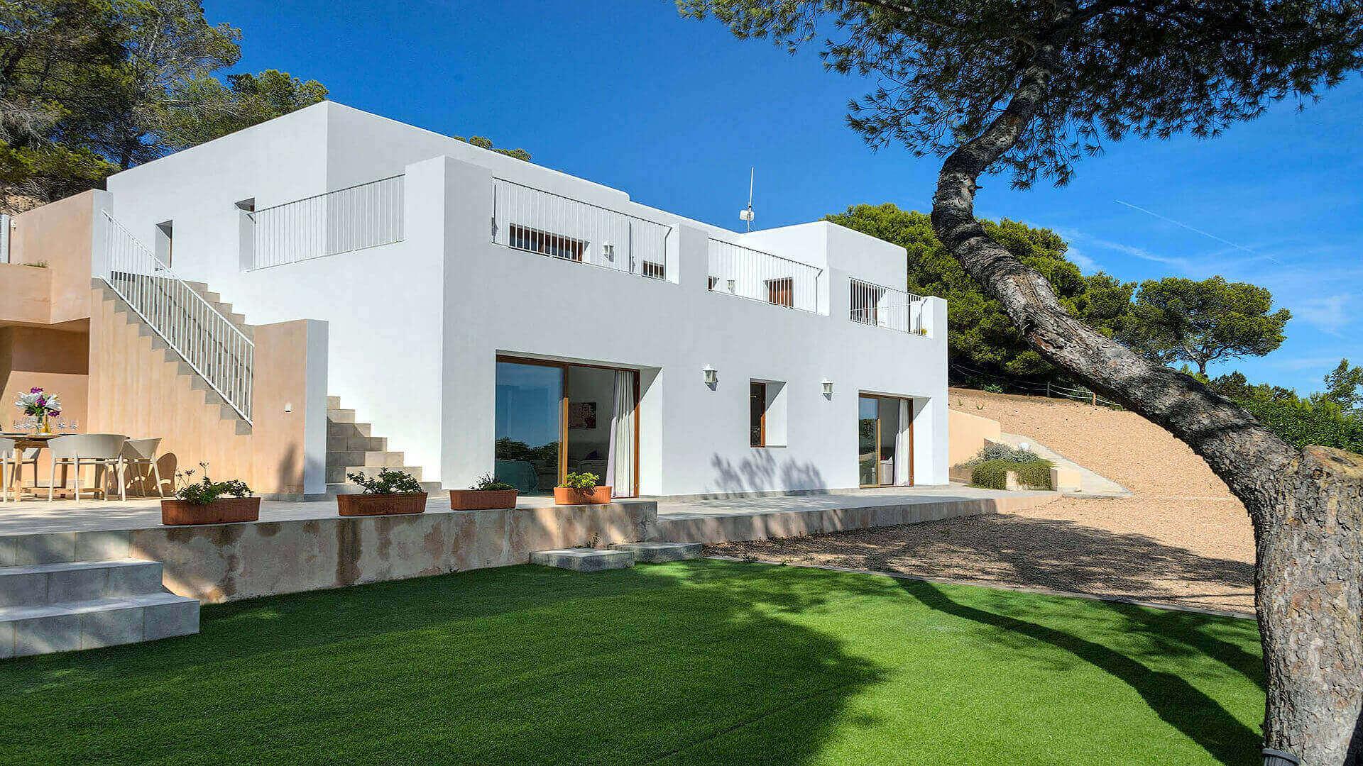 Villa Skyline Ibiza 16 Near Es Cubells