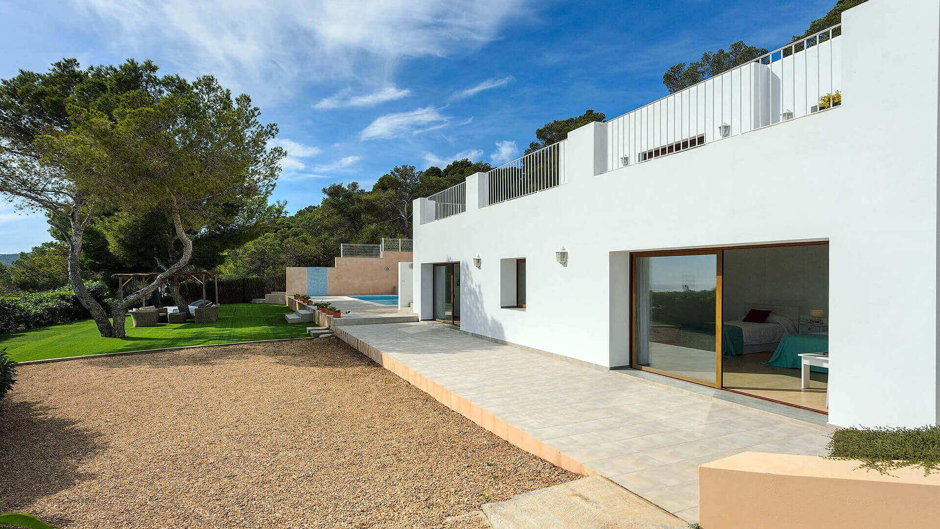 Villa Skyline Ibiza 17 Near Es Cubells