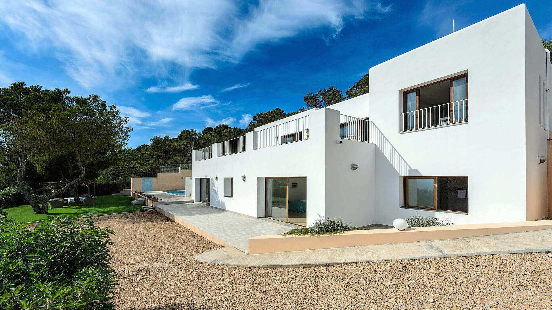 Villa Skyline Ibiza 18 Near Es Cubells