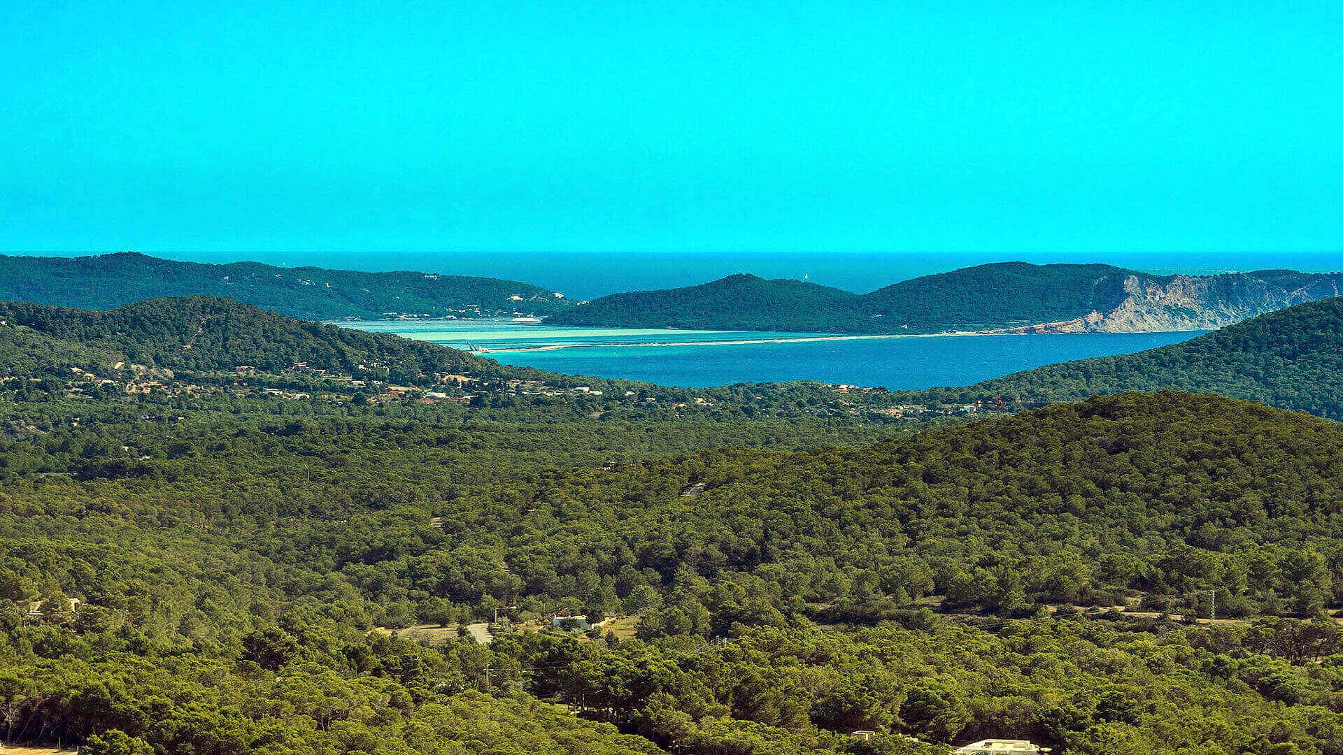 Villa Skyline Ibiza 19 Near Es Cubells
