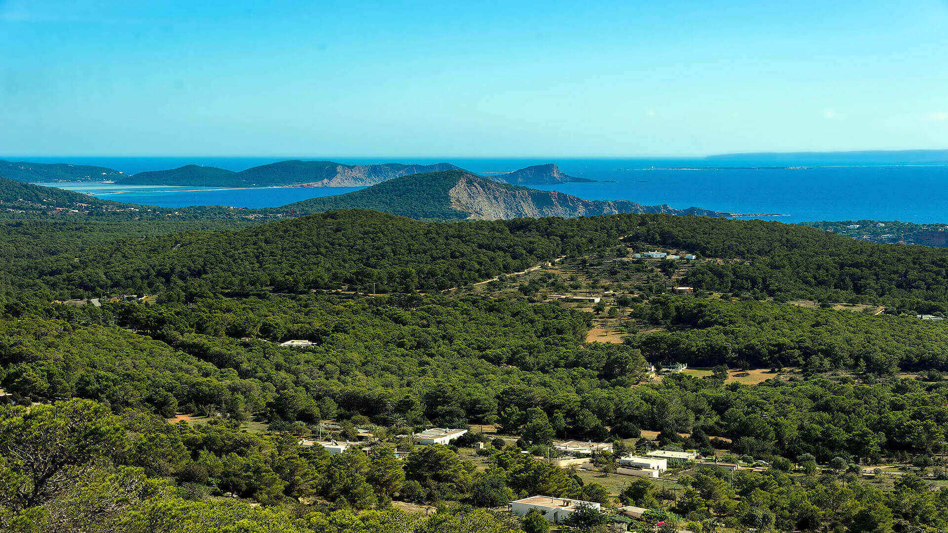 Villa Skyline Ibiza 21 Near Es Cubells