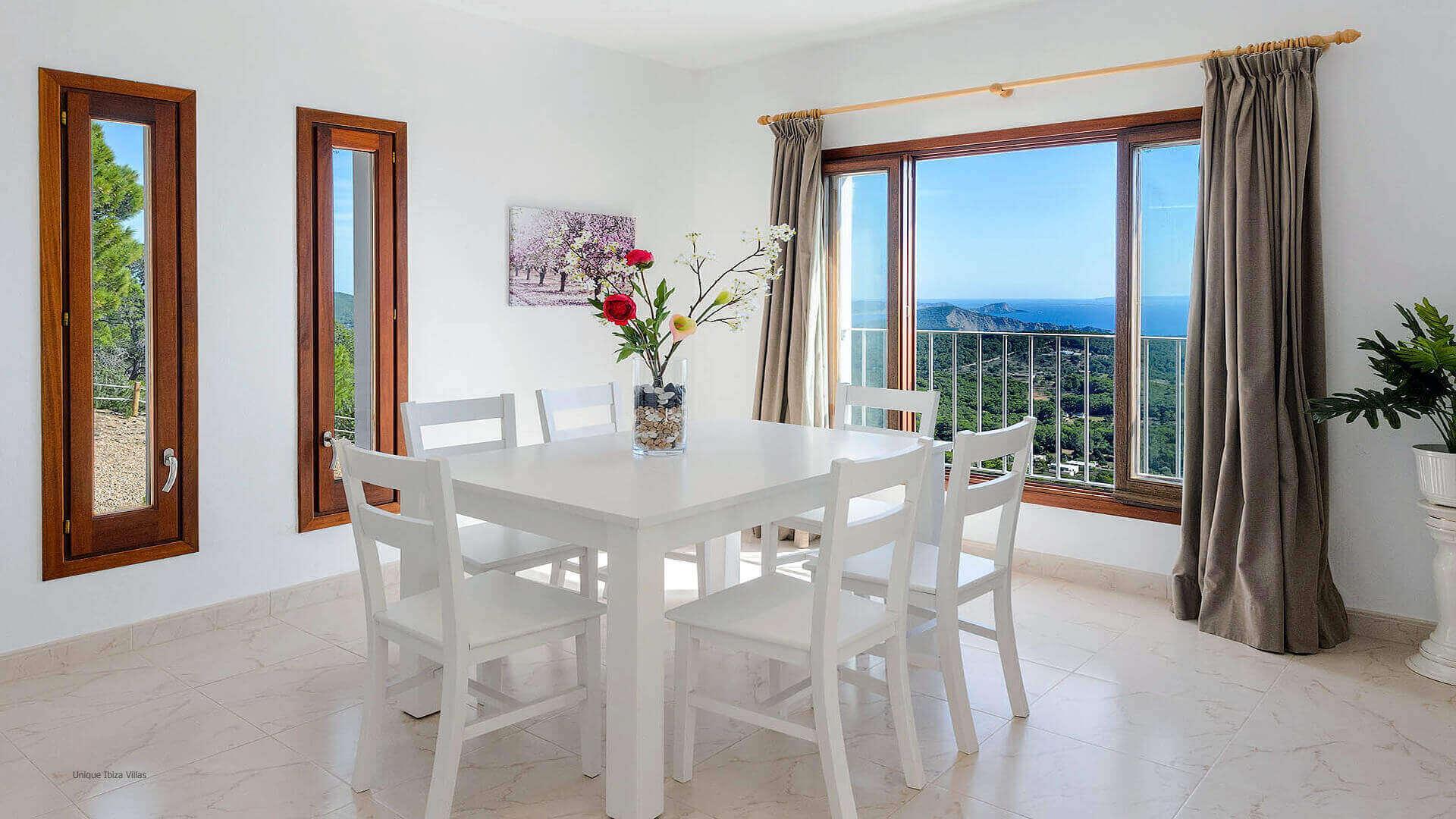Villa Skyline Ibiza 24 Near Es Cubells