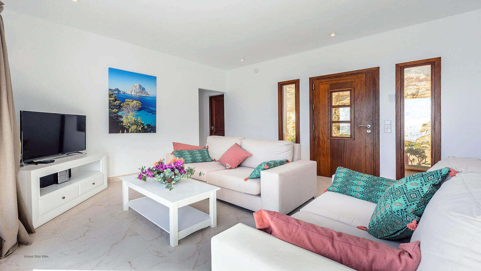 Villa Skyline Ibiza 26 Near Es Cubells