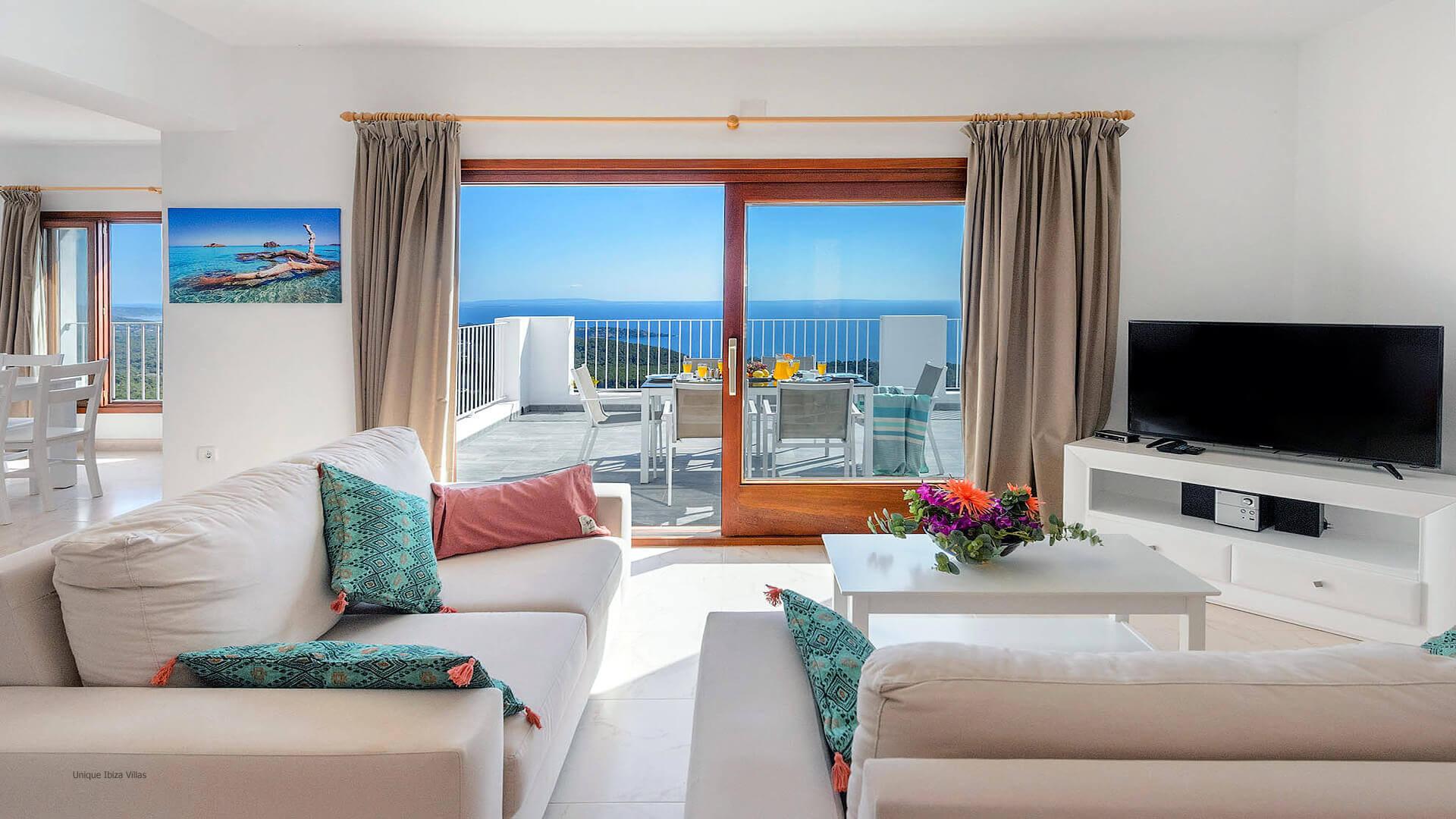 Villa Skyline Ibiza 27 Near Es Cubells