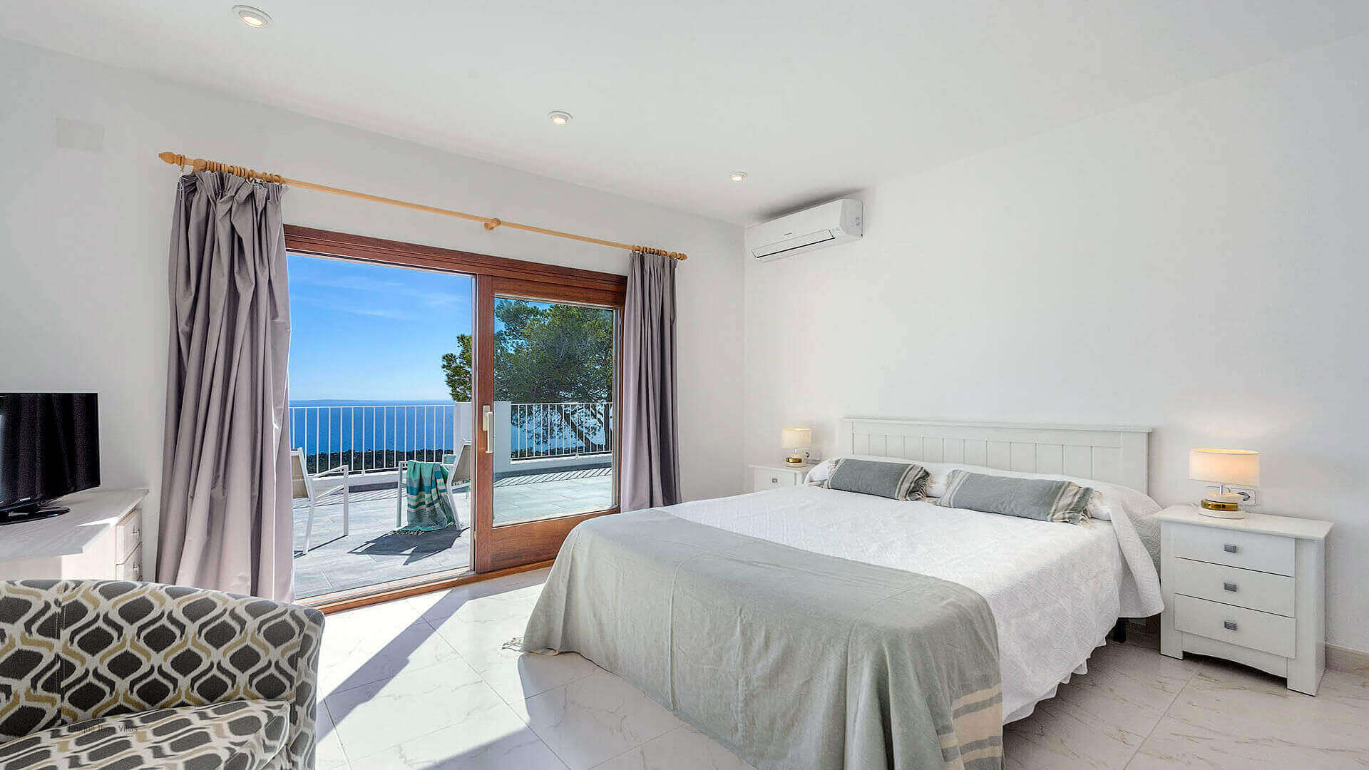 Villa Skyline Ibiza 28 Bedroom 1