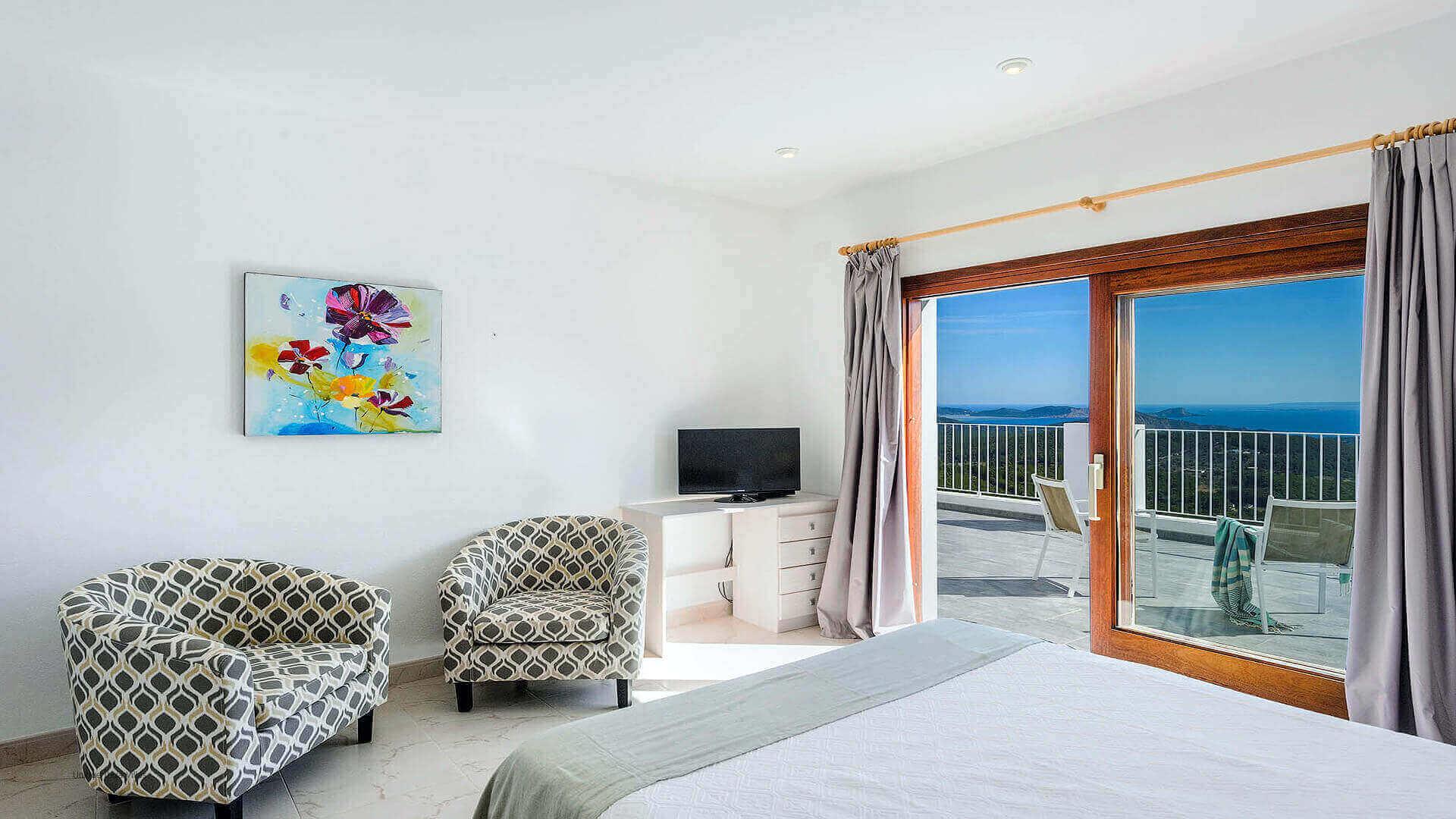 Villa Skyline Ibiza 30 Bedroom 1