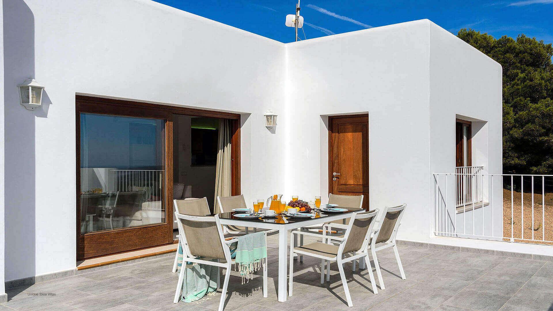 Villa Skyline Ibiza 32 Bedroom 1 Terrace