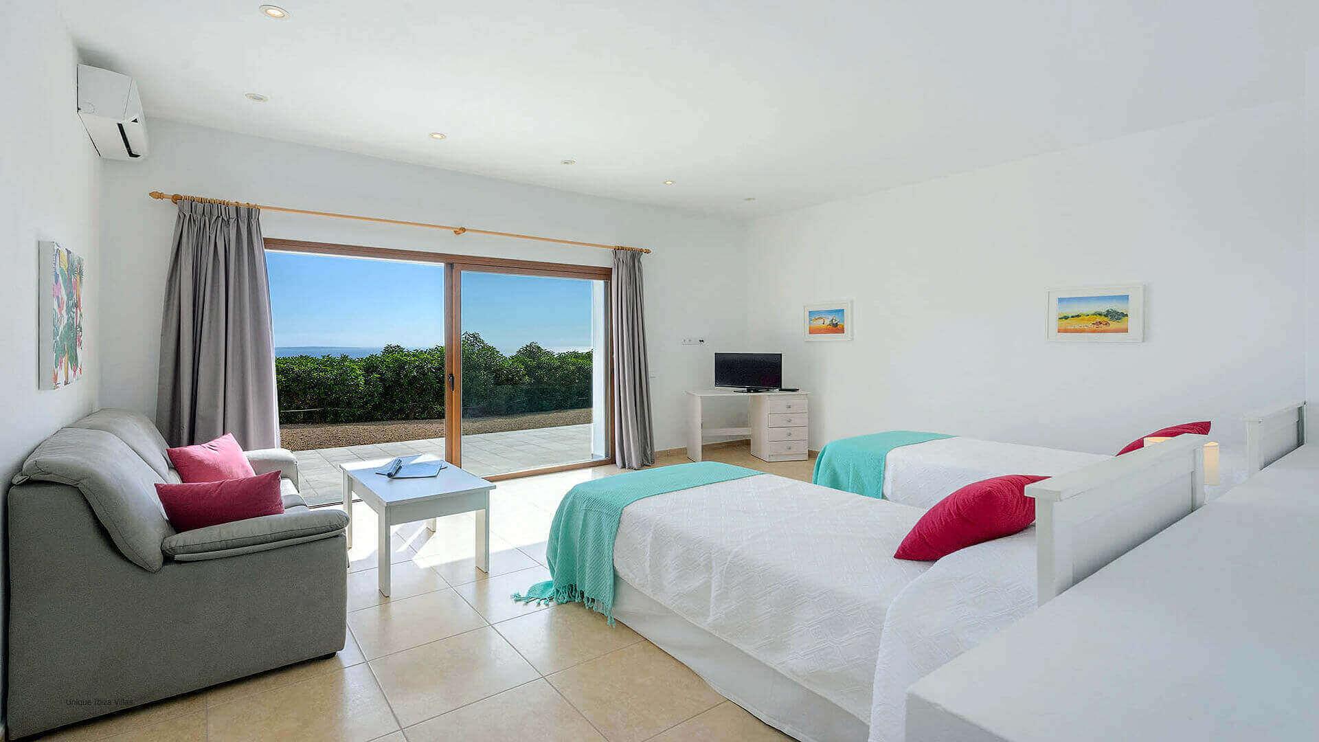 Villa Skyline Ibiza 36 Bedroom 2