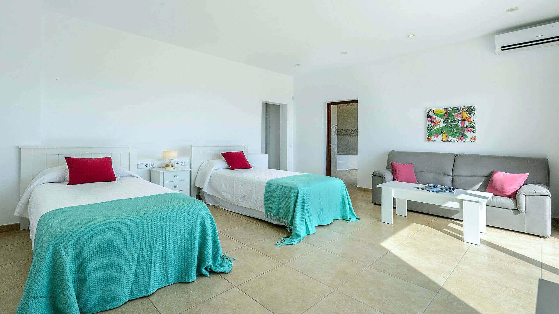 Villa Skyline Ibiza 38 Bedroom 2