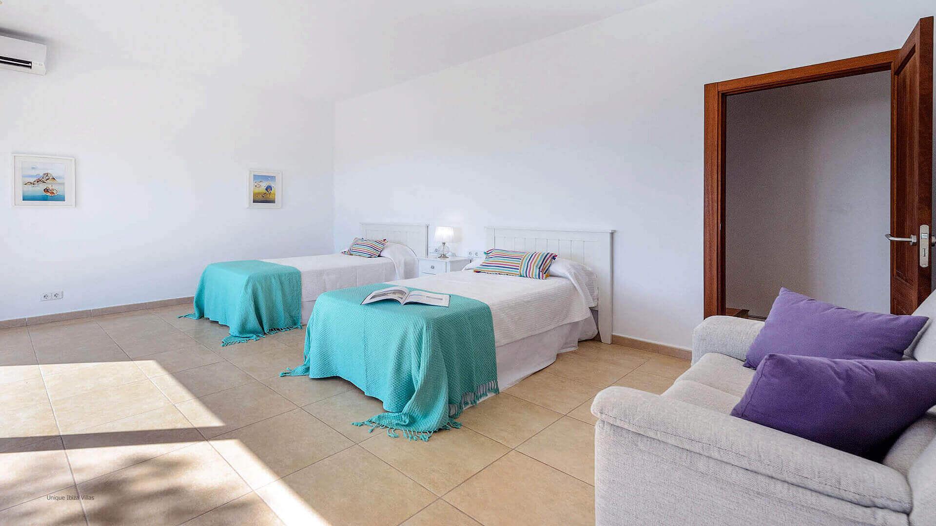 Villa Skyline Ibiza 43 Bedroom 3