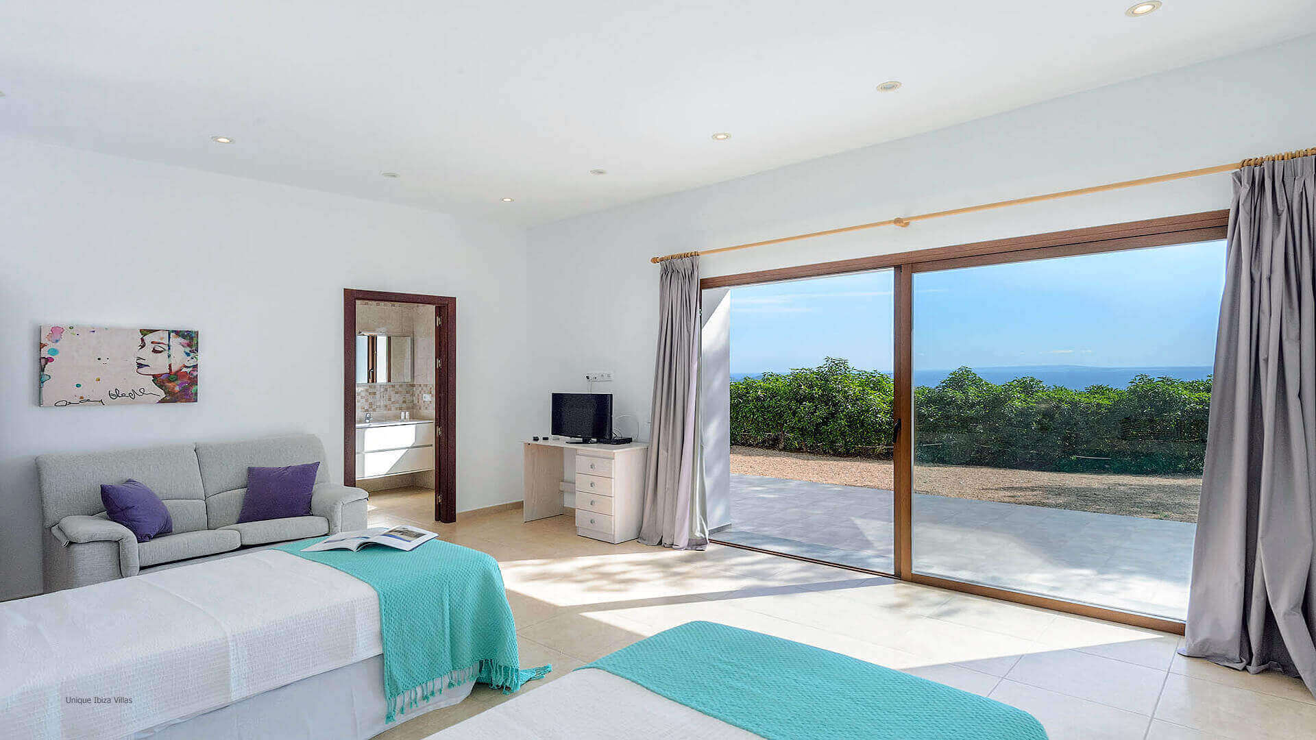 Villa Skyline Ibiza 45 Bedroom 3