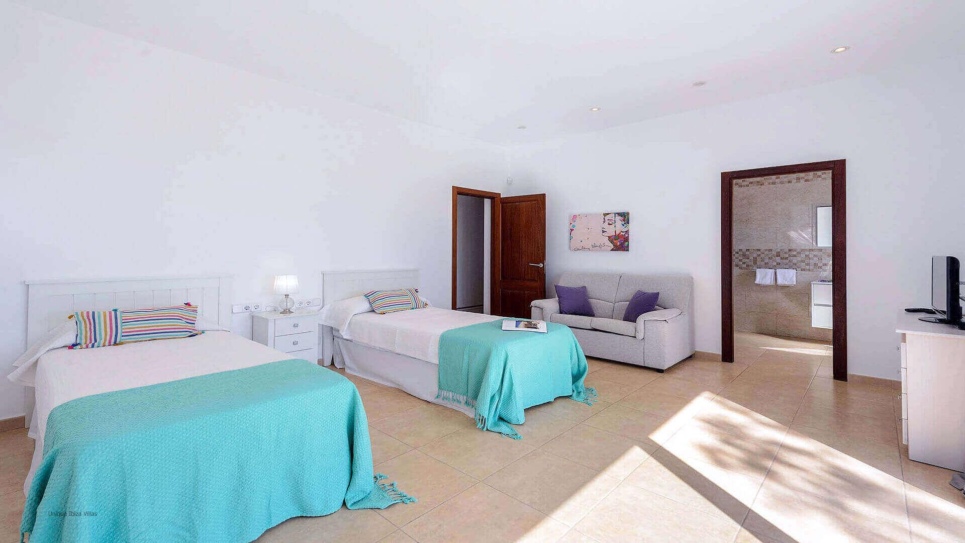 Villa Skyline Ibiza 46 Bedroom 3